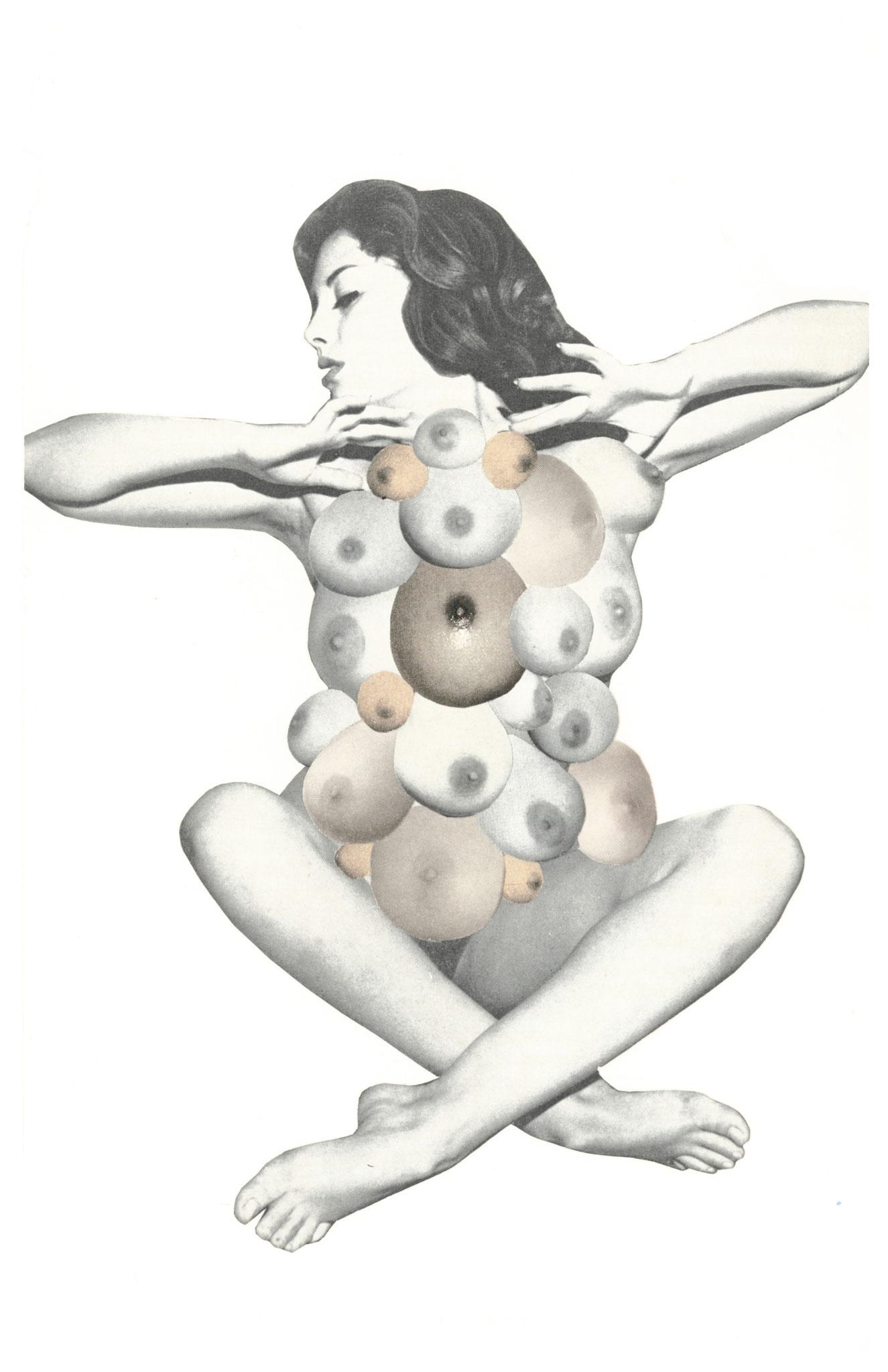 Prodigalité, 13x21cm, 2017
