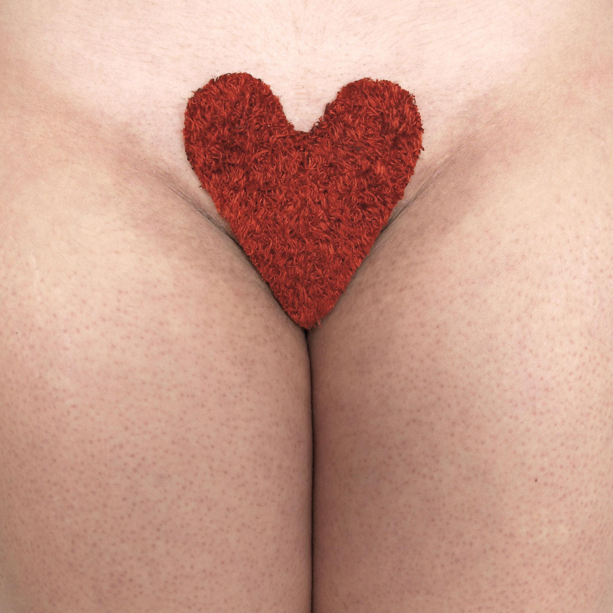 Femme de coeur, 30x30 cm, 2008