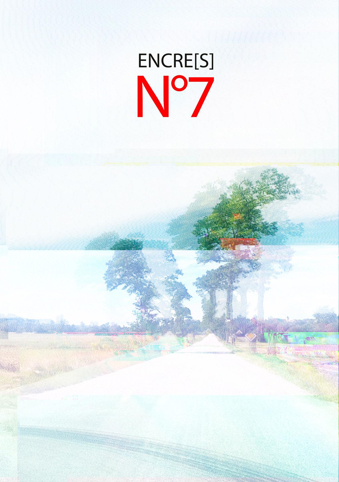 Encre(s) n°7, Revue de 114 pages, 21x29.7cm, Revue Encre(s), 2020