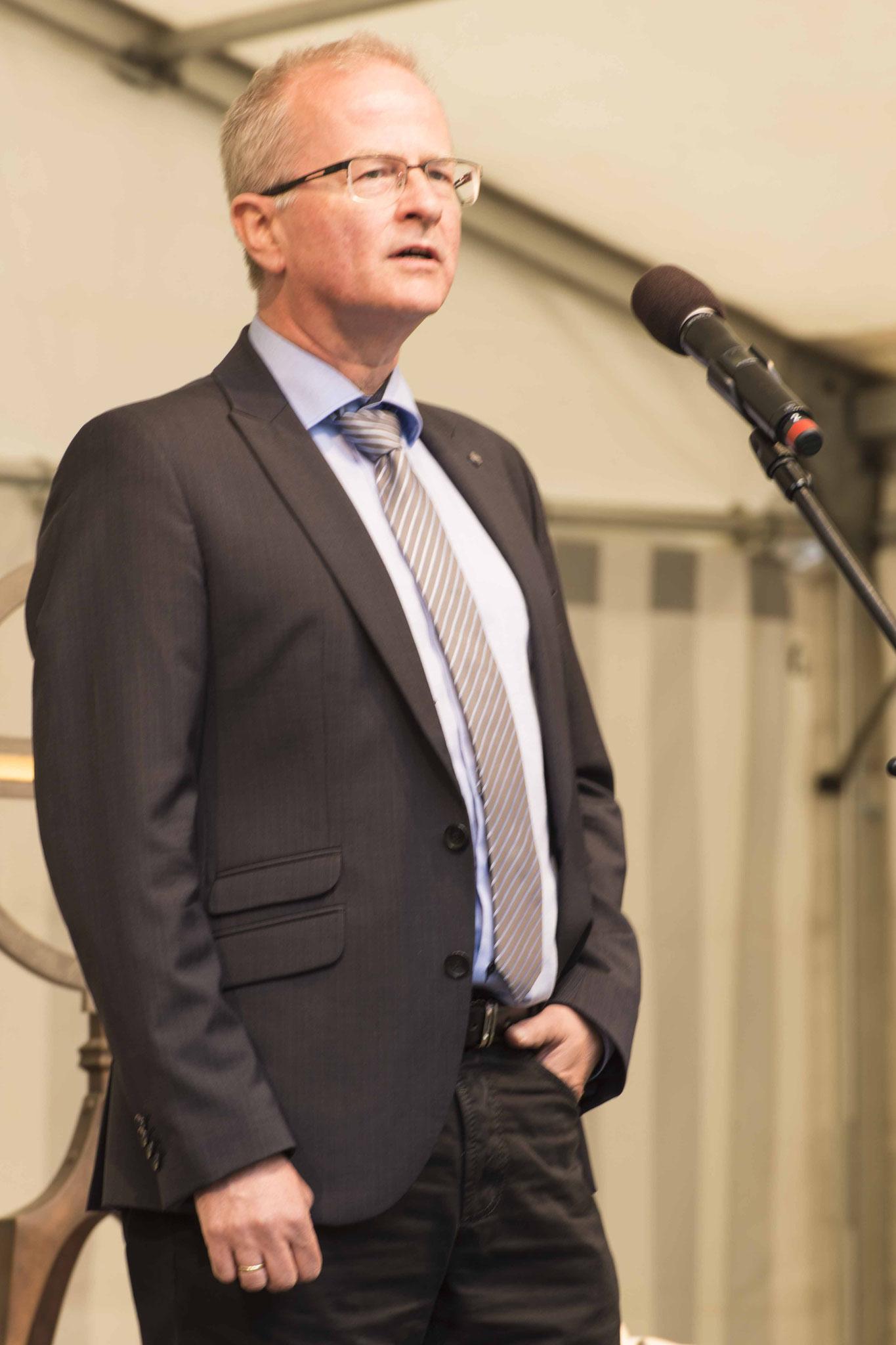Hans-Walter Fritsch, ehrenamtl. Öffentlichkeitsarbeit