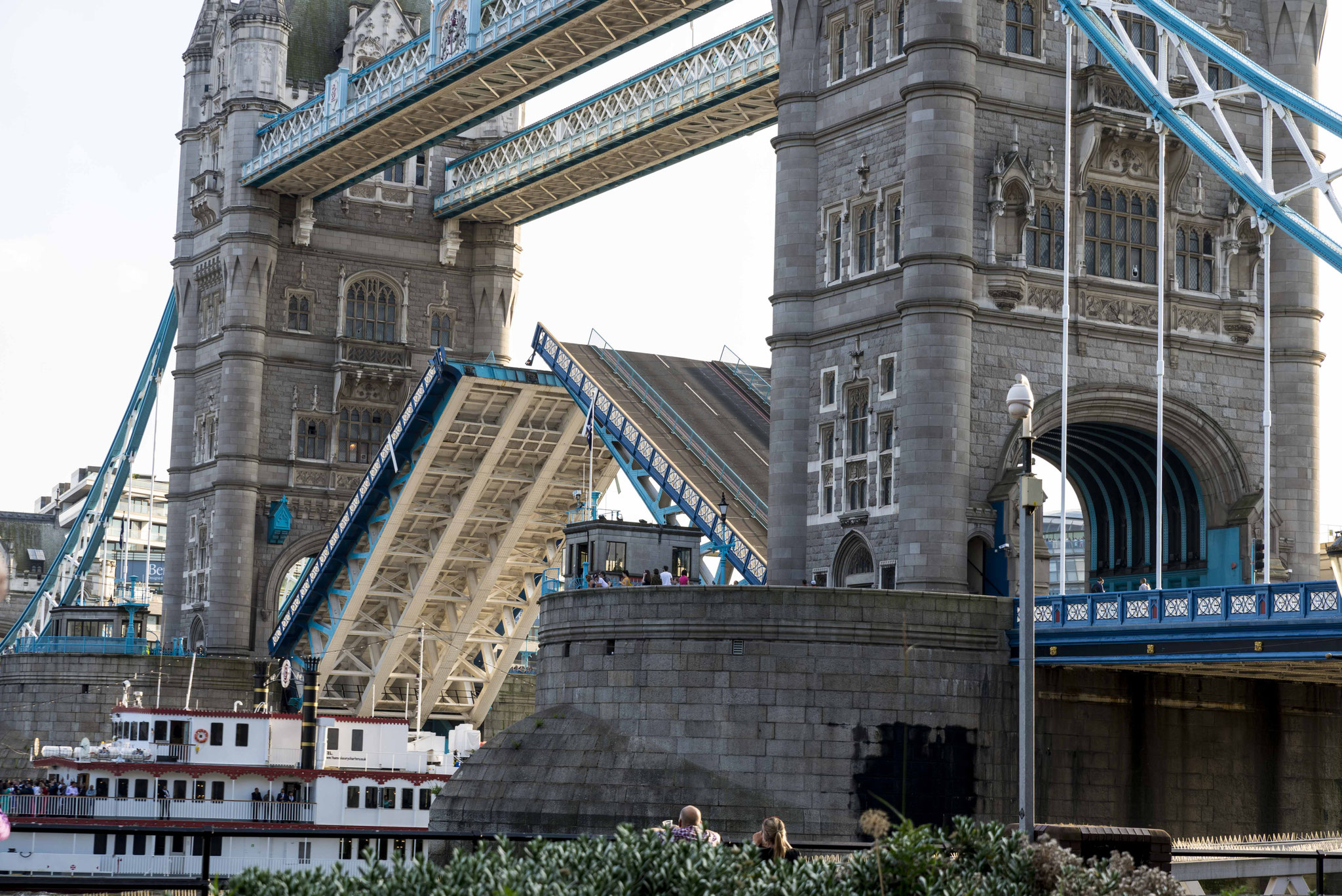 Die Tower-Bridge
