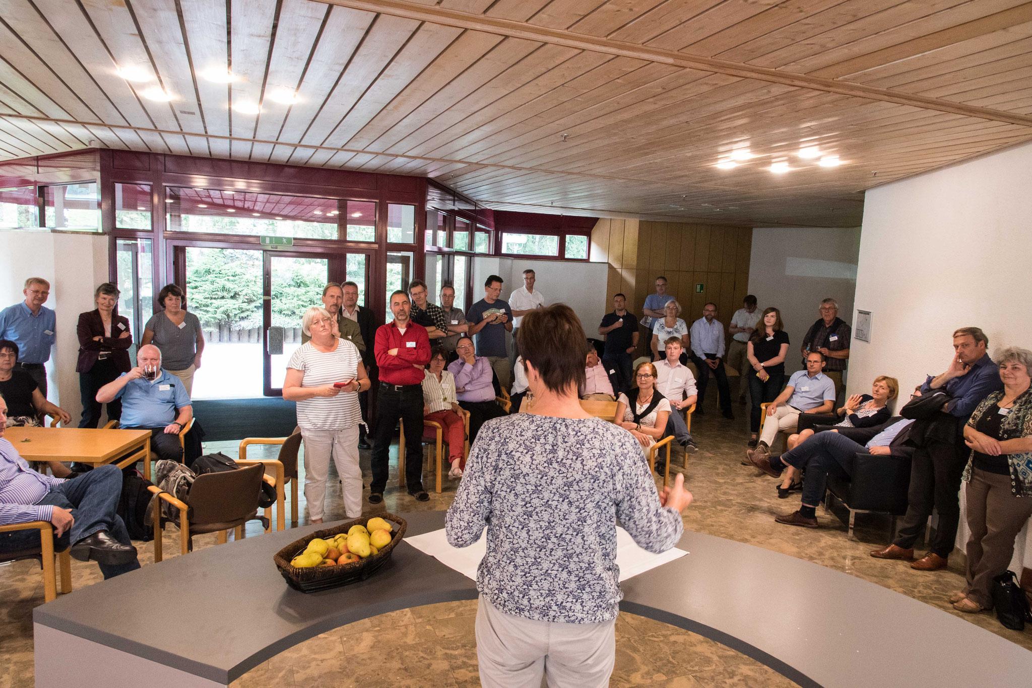 Worldcafé: Innovative Projekte werden vorgestellt