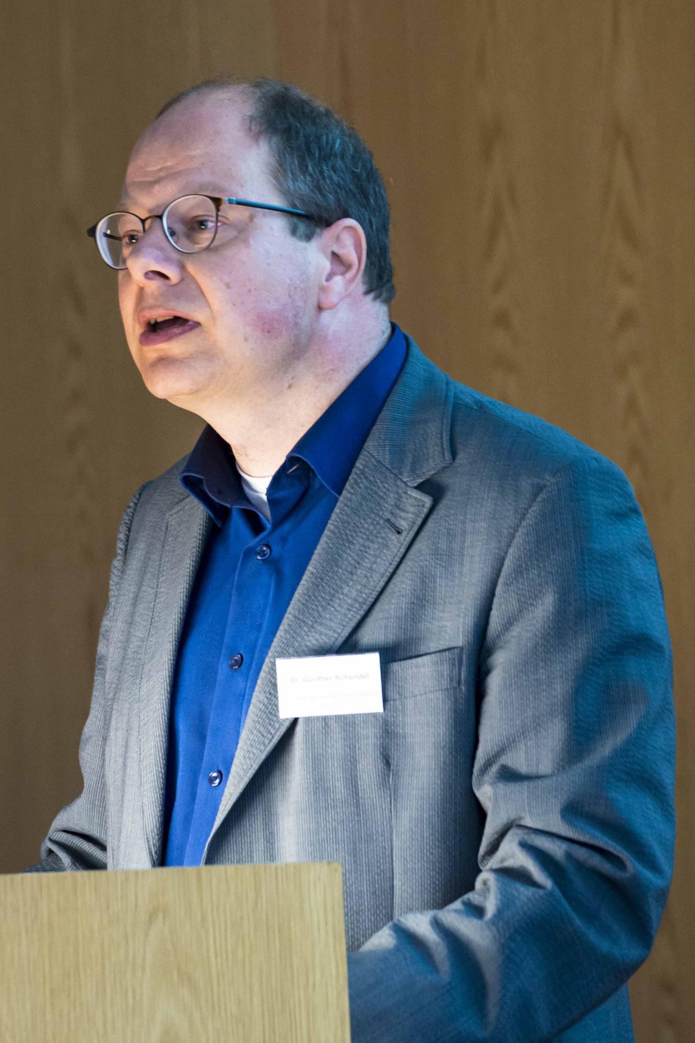 Dr. Gunter Schendel