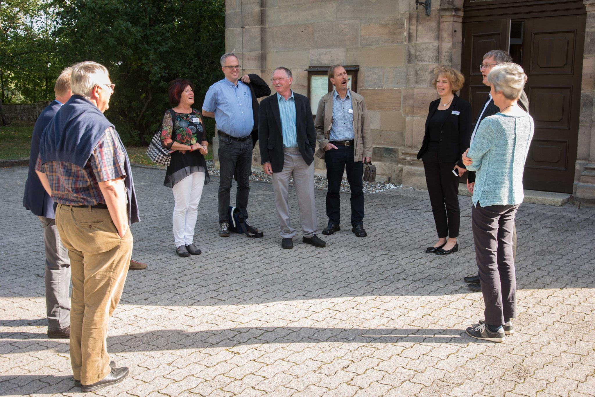 "Hospitationsort ""Markgrafenkirchen entdecken"""