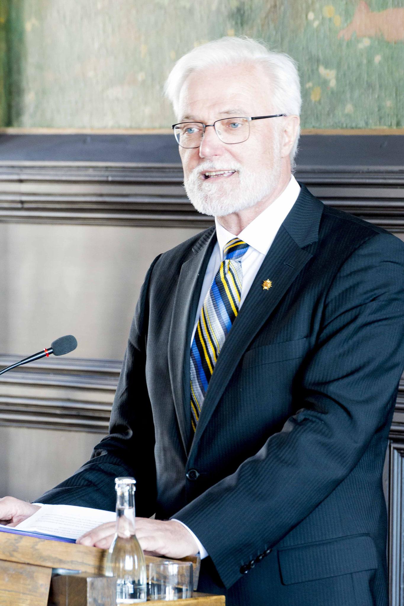 Ltd. Polizeipfarrer Wolfgang Hinz