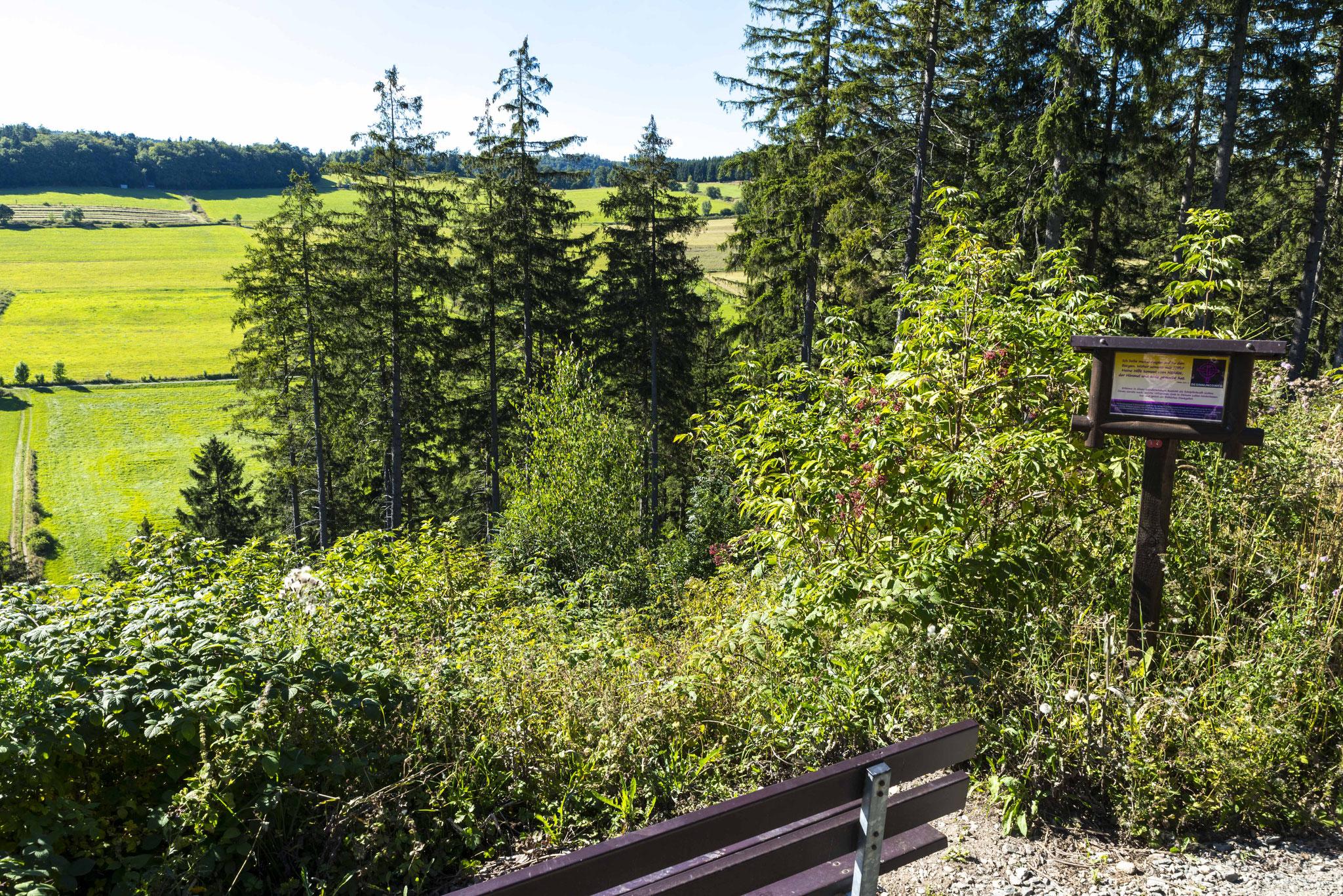 Der Pilgerweg von Schwalefeld nach Rattlar