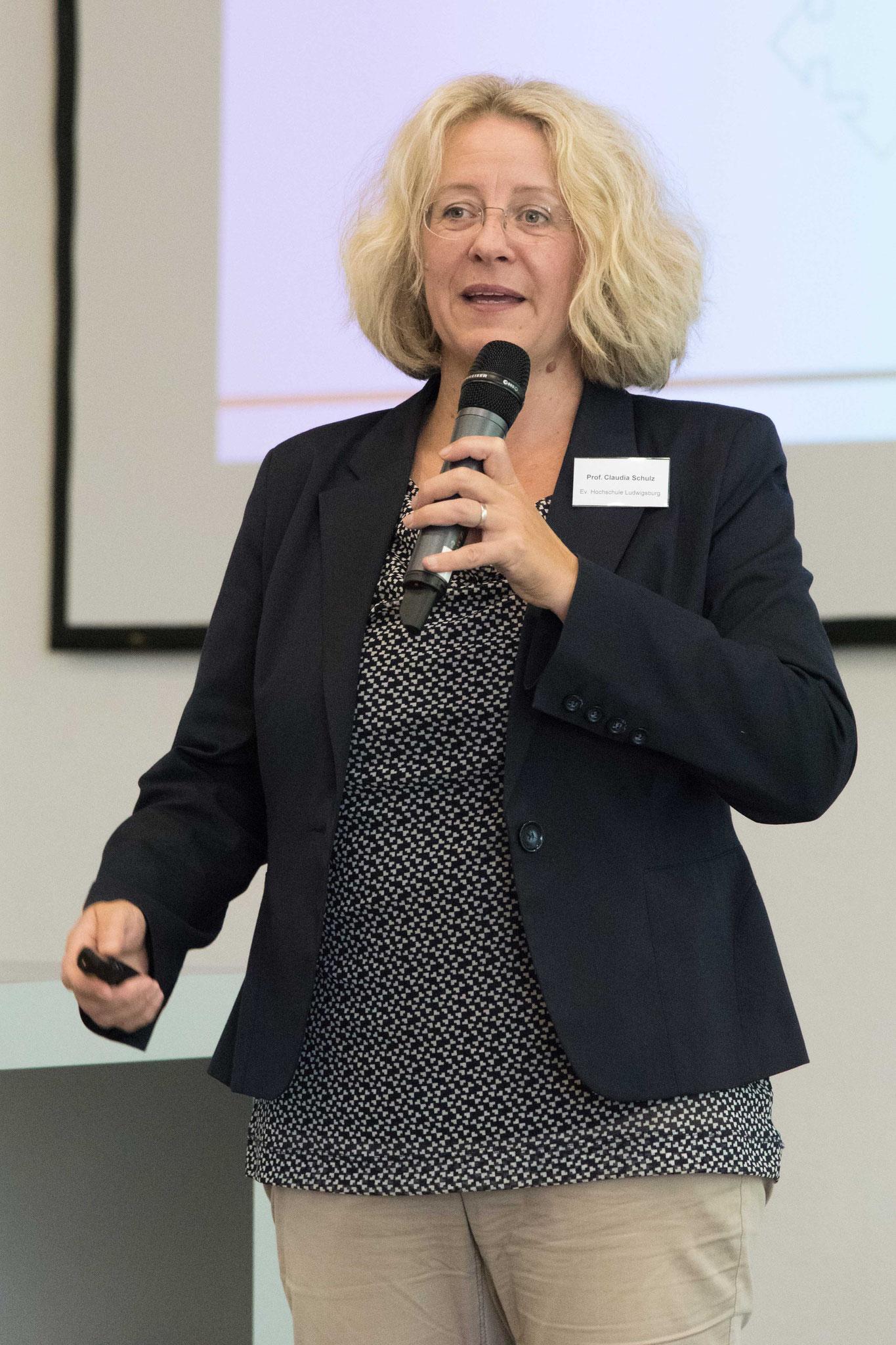 Prof. Dr. Claudia Schulz