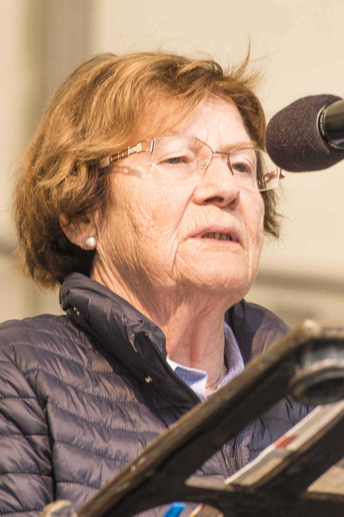 Hannelore Schade, ehrenamtl. Seniorenarbeit