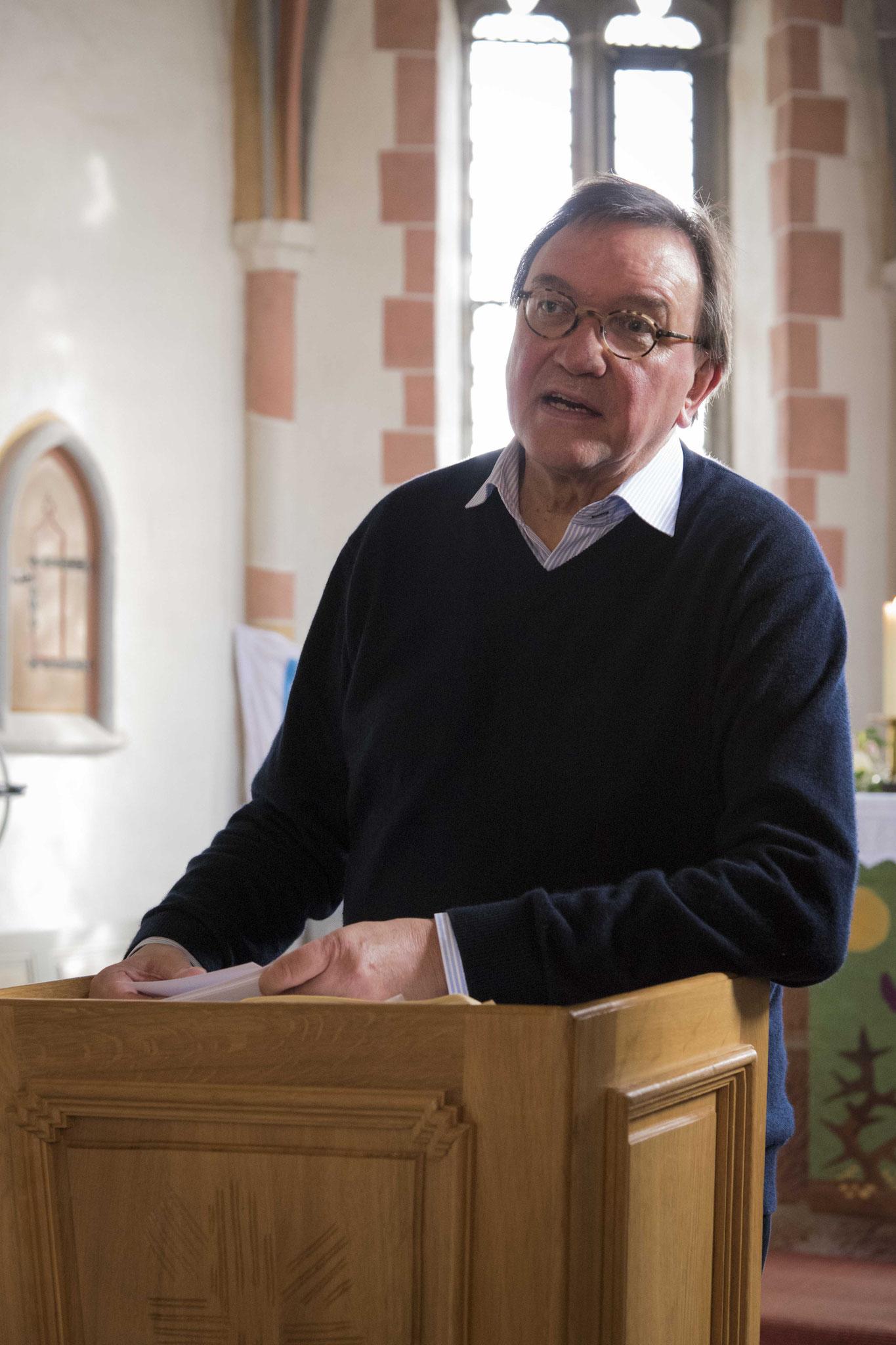 Bischof Martin Hein