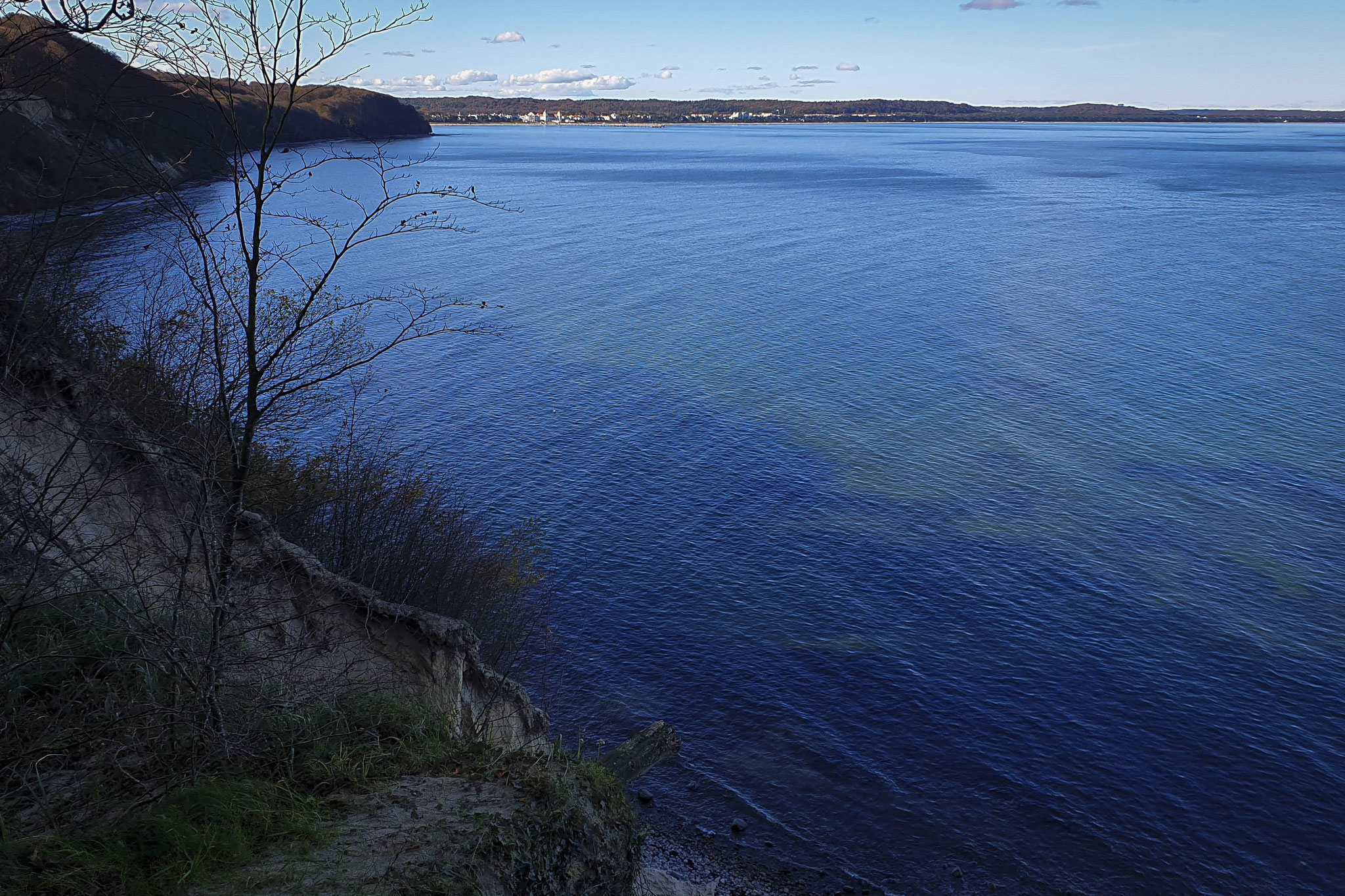 Die Bucht von Binz