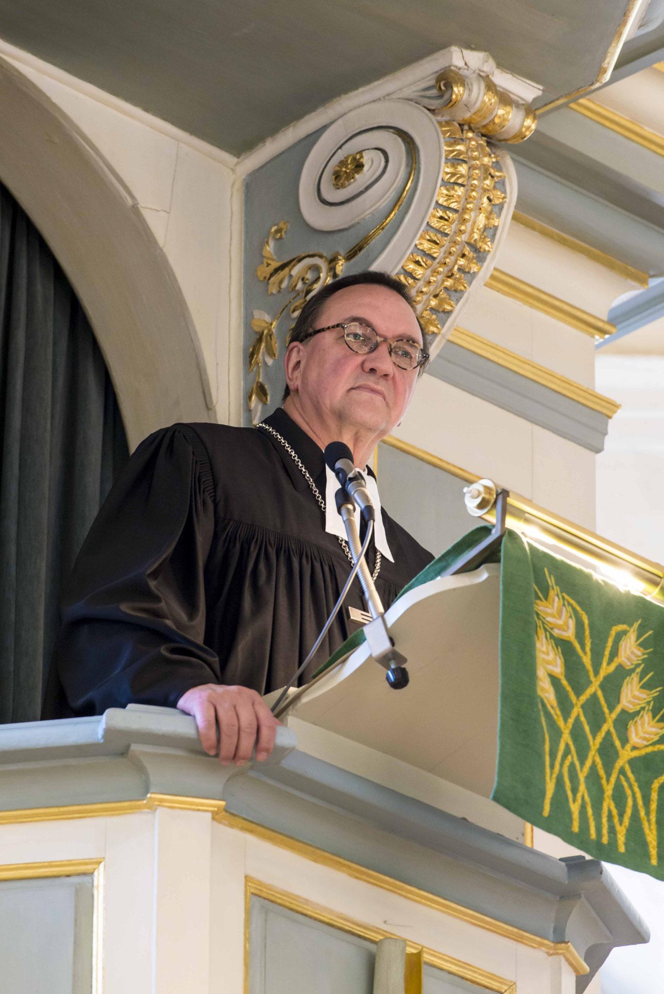 Festpredigt Bischof Prof. Dr. Martin Hein