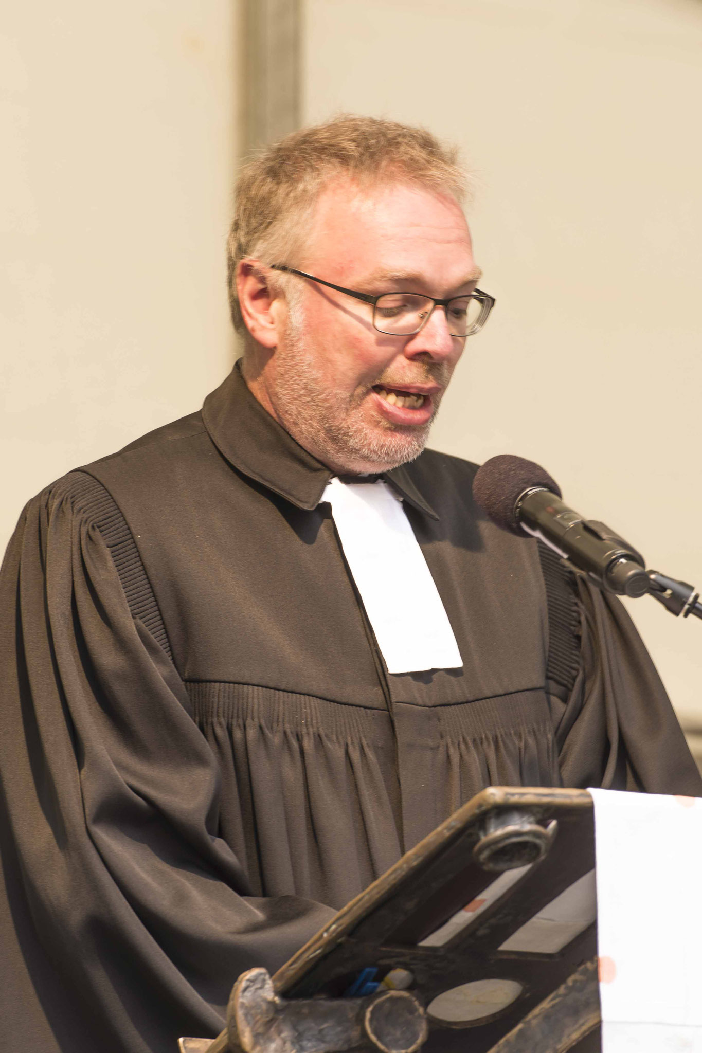 Dekan Burkhard zur Nieden