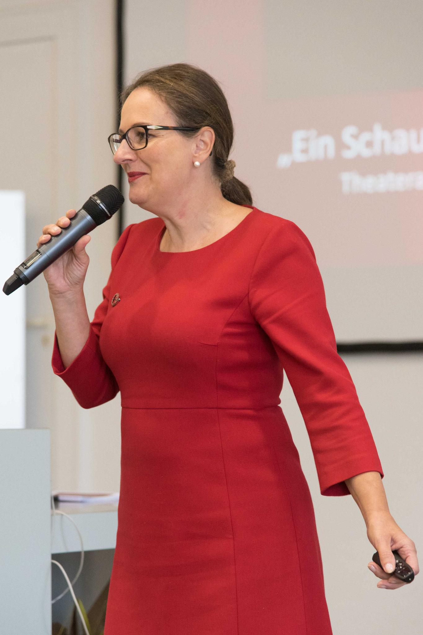 Regisseurin Silvia Kirchhof
