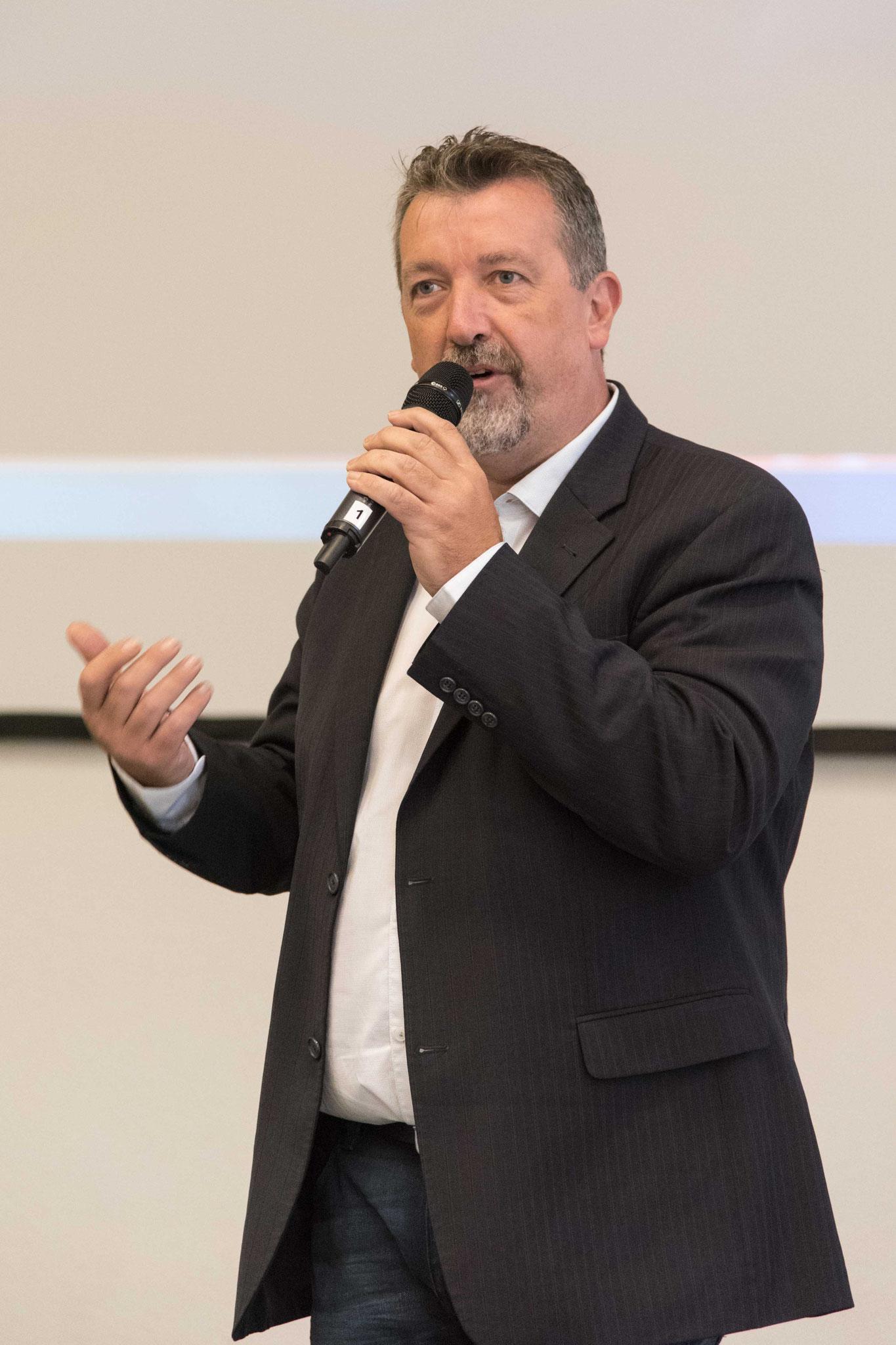 Bürgermeister Bernd Fuhrmann, Bad Berleburg