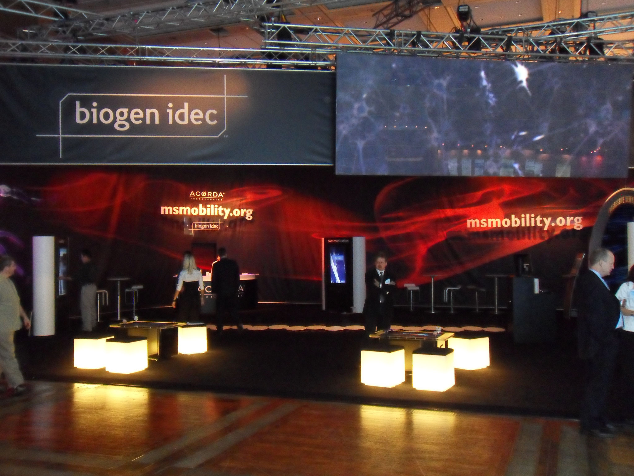 Dusseldorf Congress Center - Lighting - Rigging - Varilite - Seamless MPDP