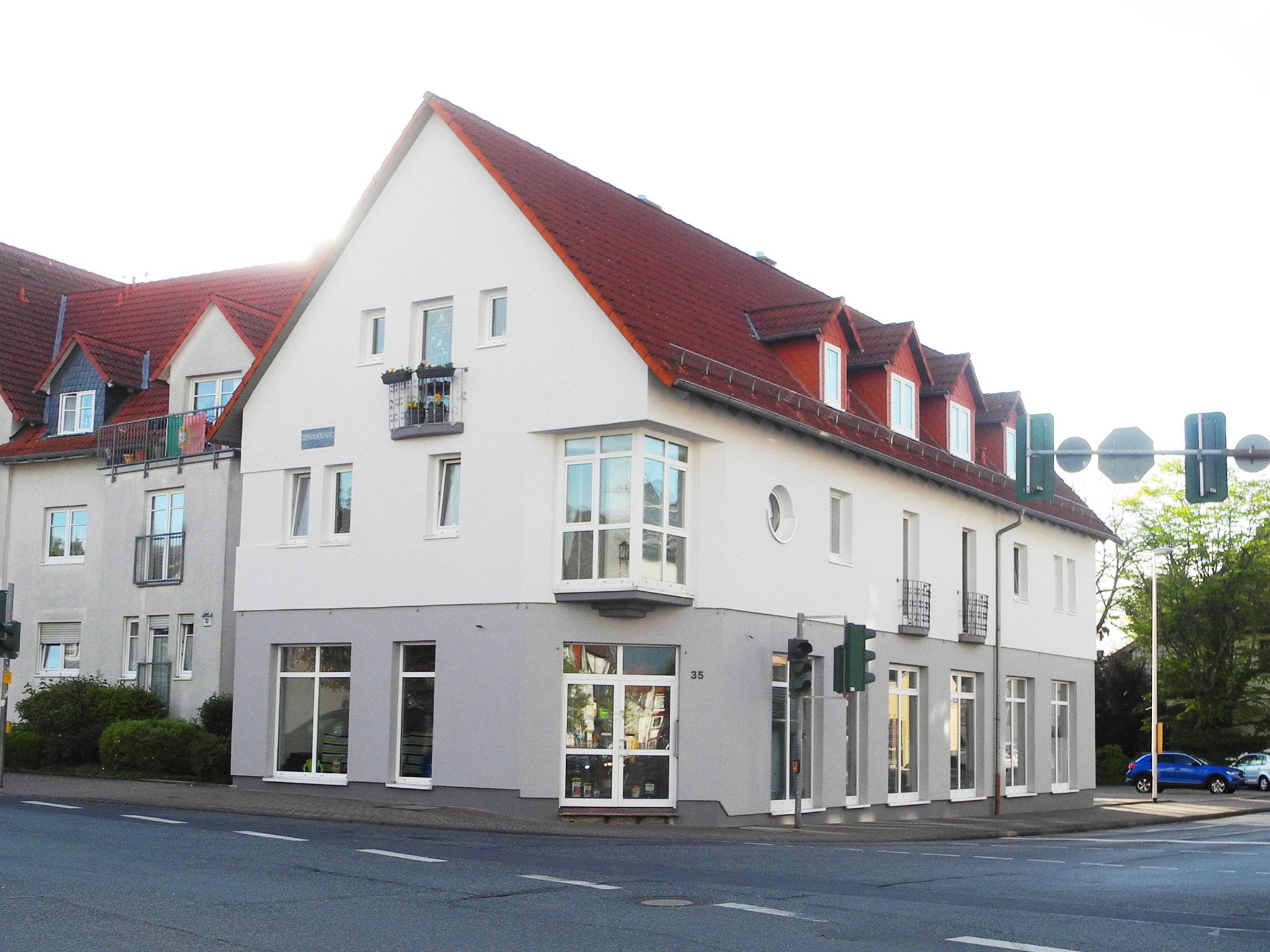 Neugestaltung der Fassade - Fassadenanstrich Schwalmstadt