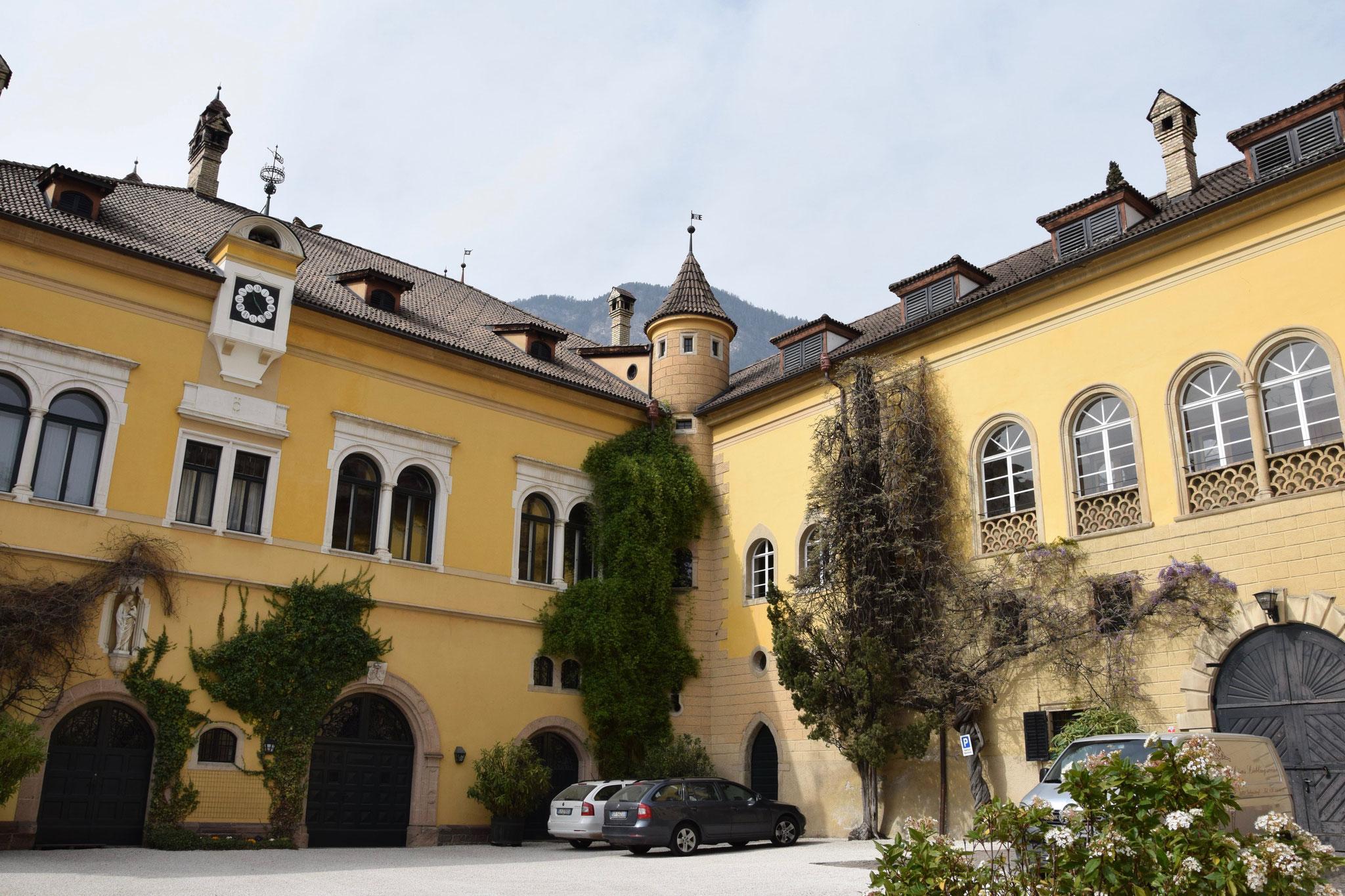 Castell Sallegg - Alto Adige