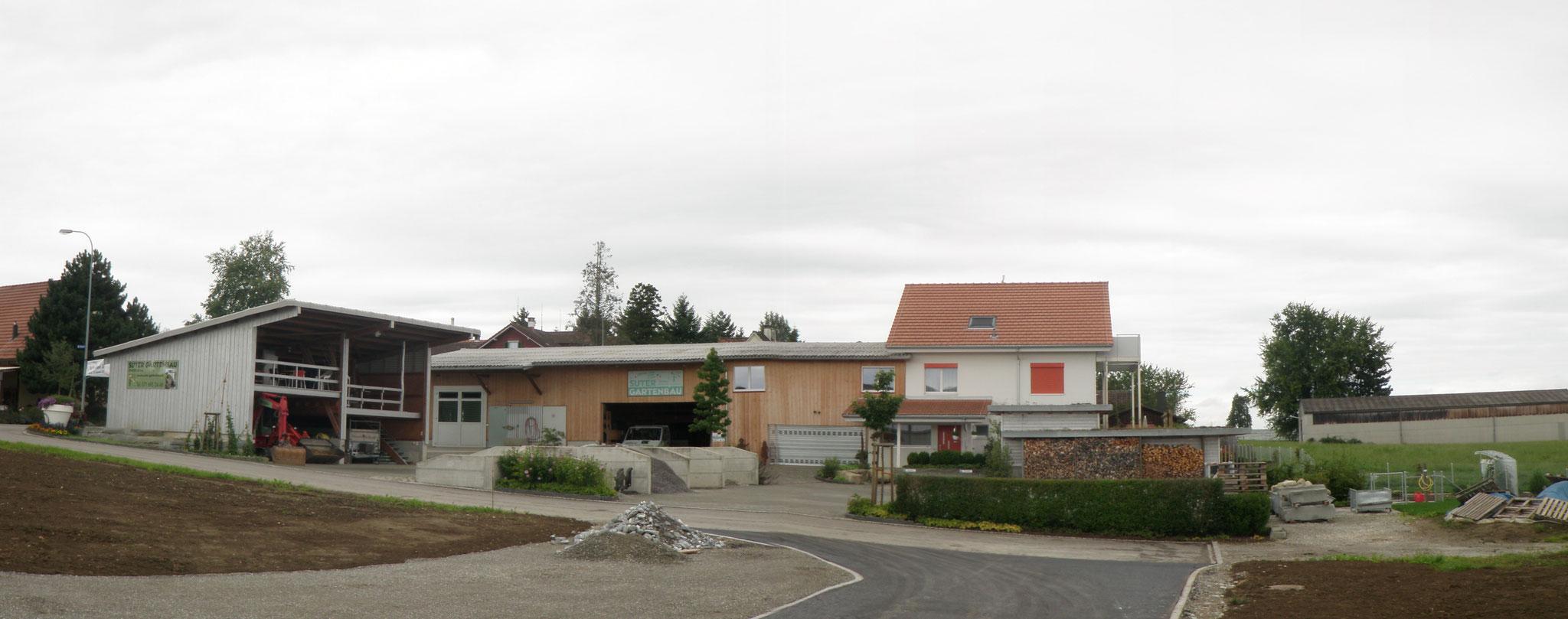 Firmengebäude im Jahr 2010