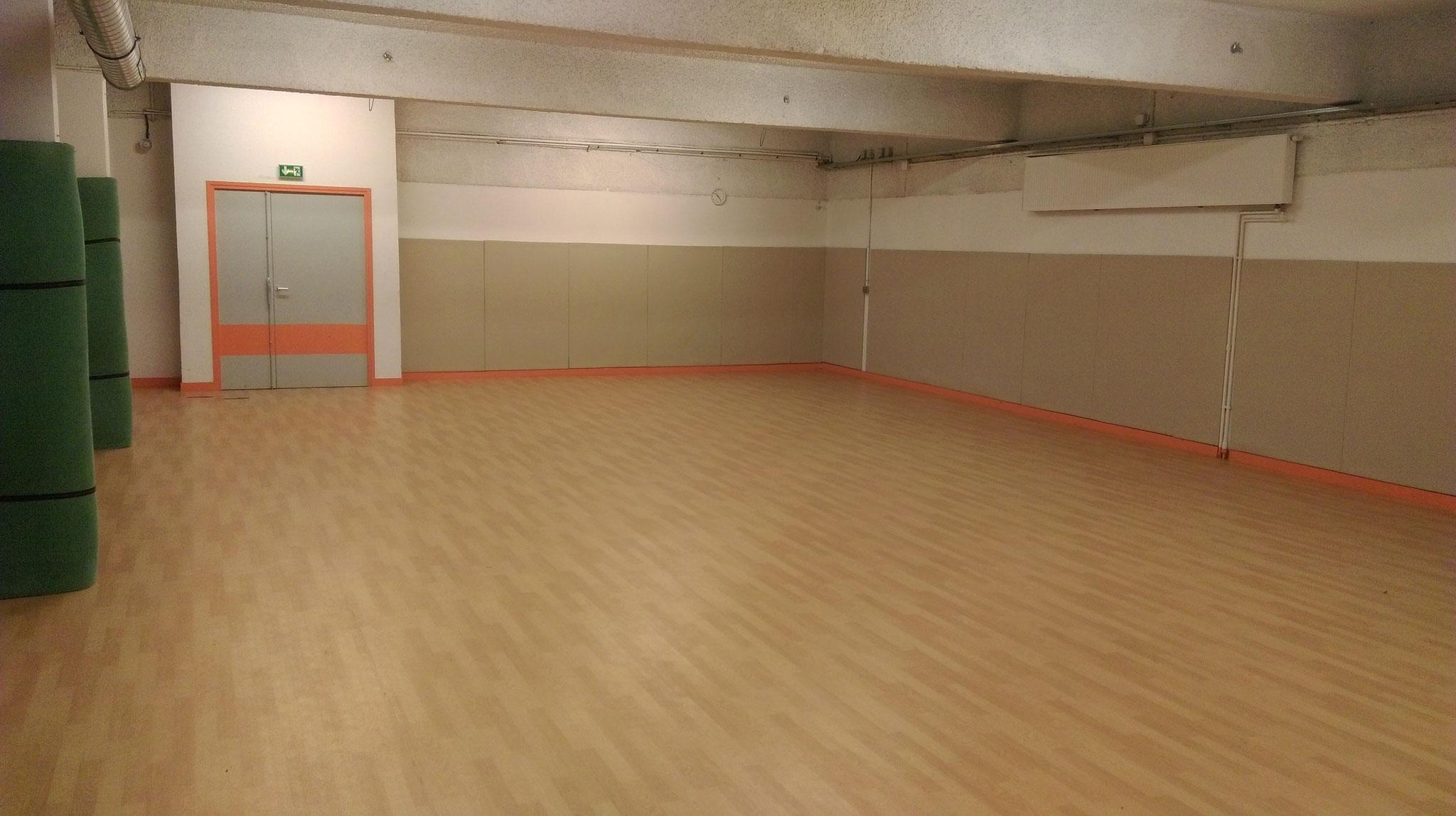 Salle de sport espace ASCEMD Paris 14