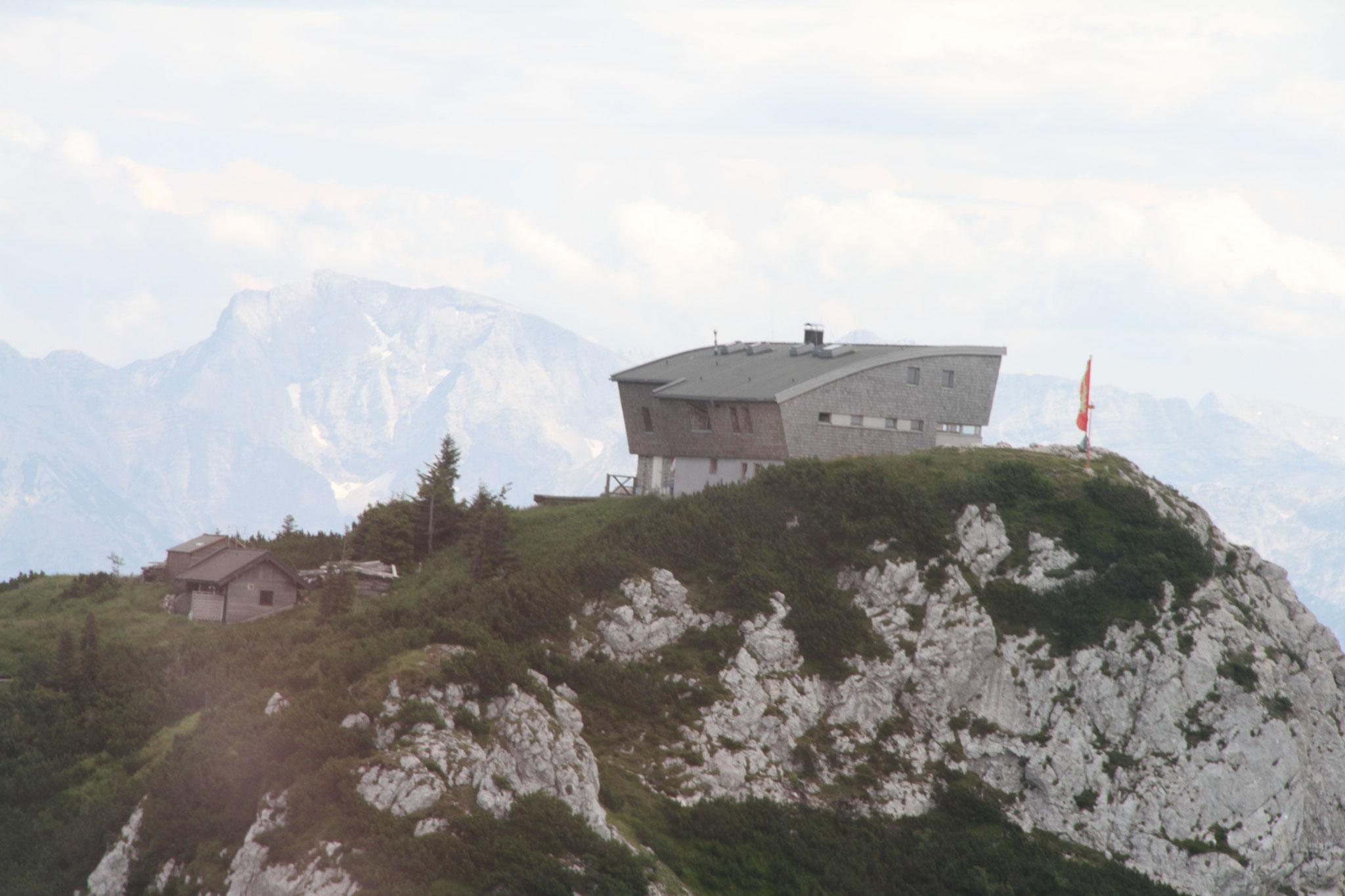 Schutzhaus Traunstein