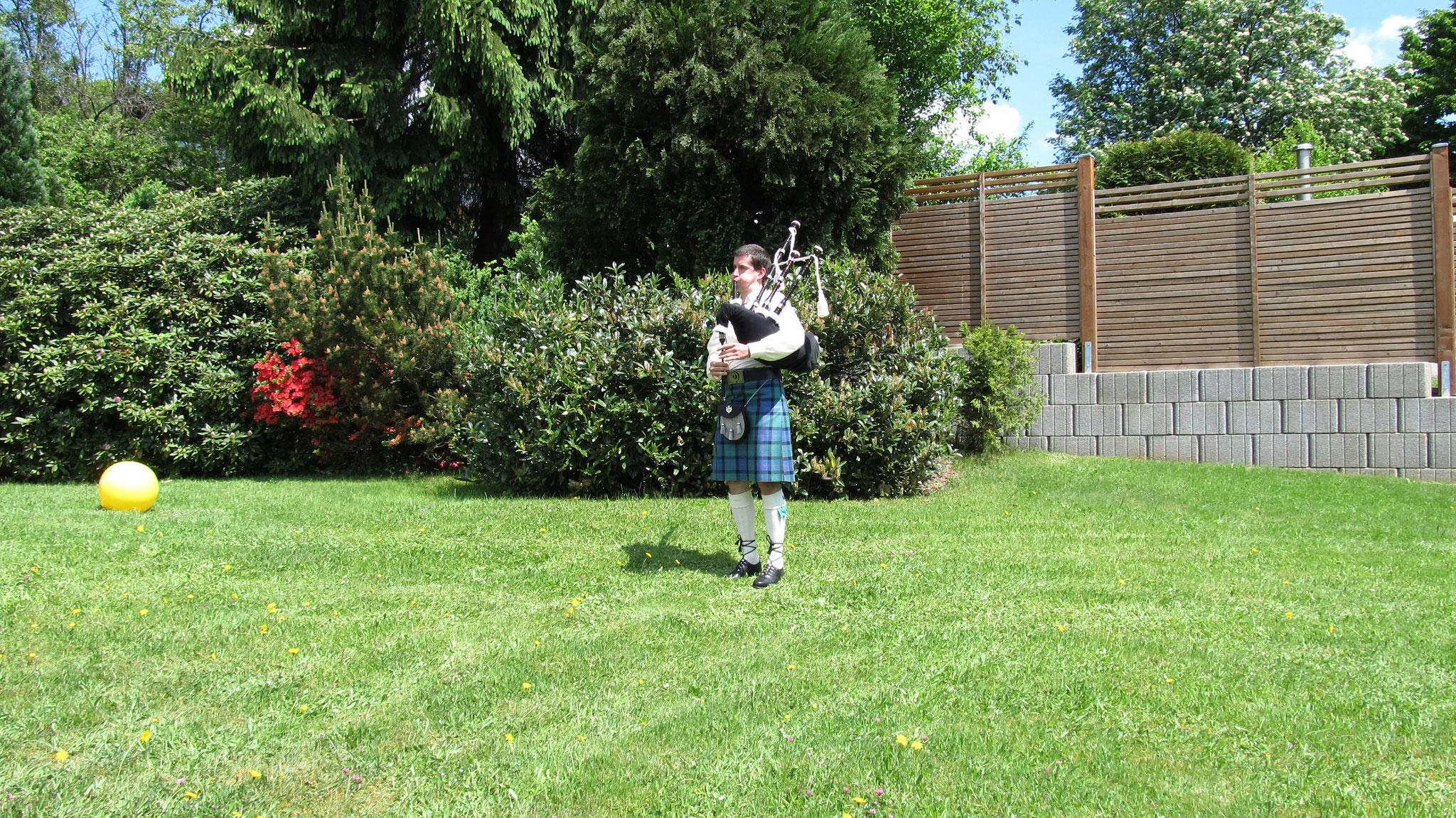 Auftritt beim Gemeindefest in Kreuztal 26.05.2016