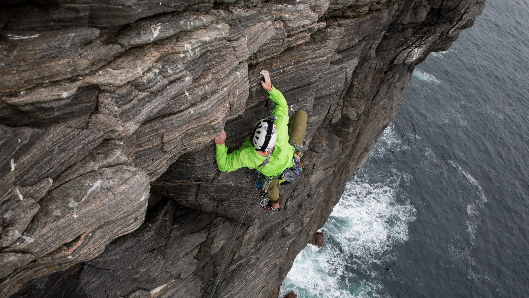 Climb and Sail Scotland © Hannes Mair