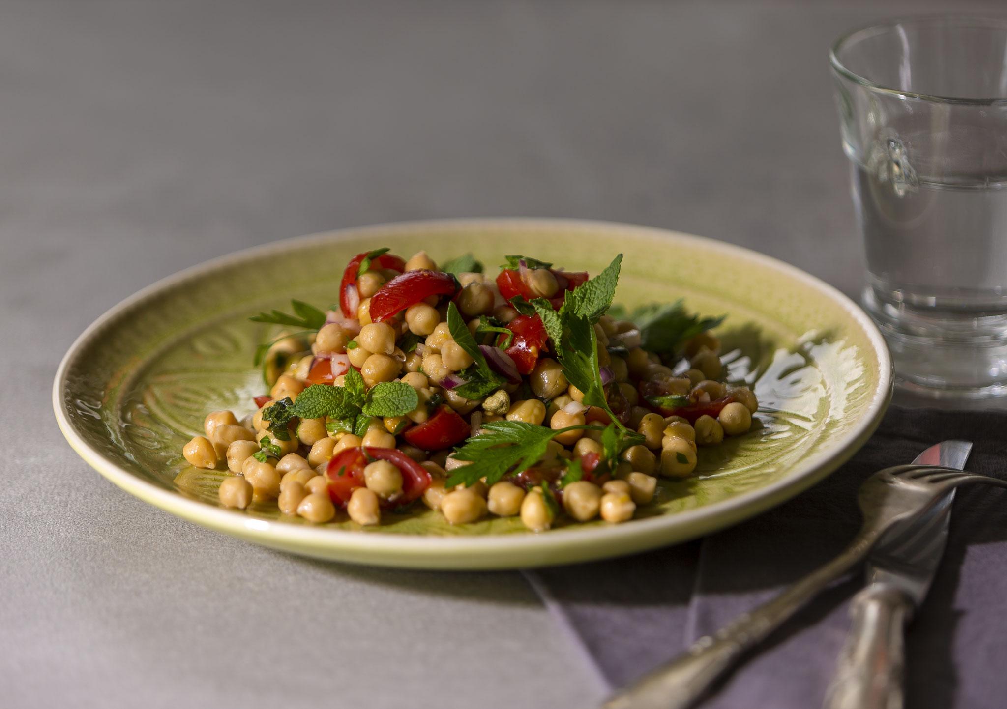 "Kichererbsen Salat ""Oriental"""
