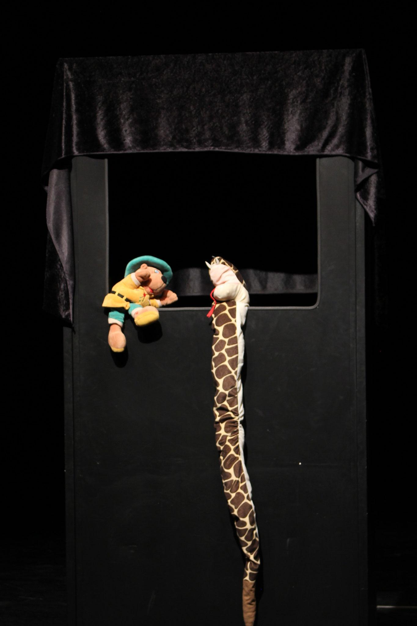 Puppentheater-Geschichten(Barbara-Schule); Copyright by Weyer-von-Schoulz