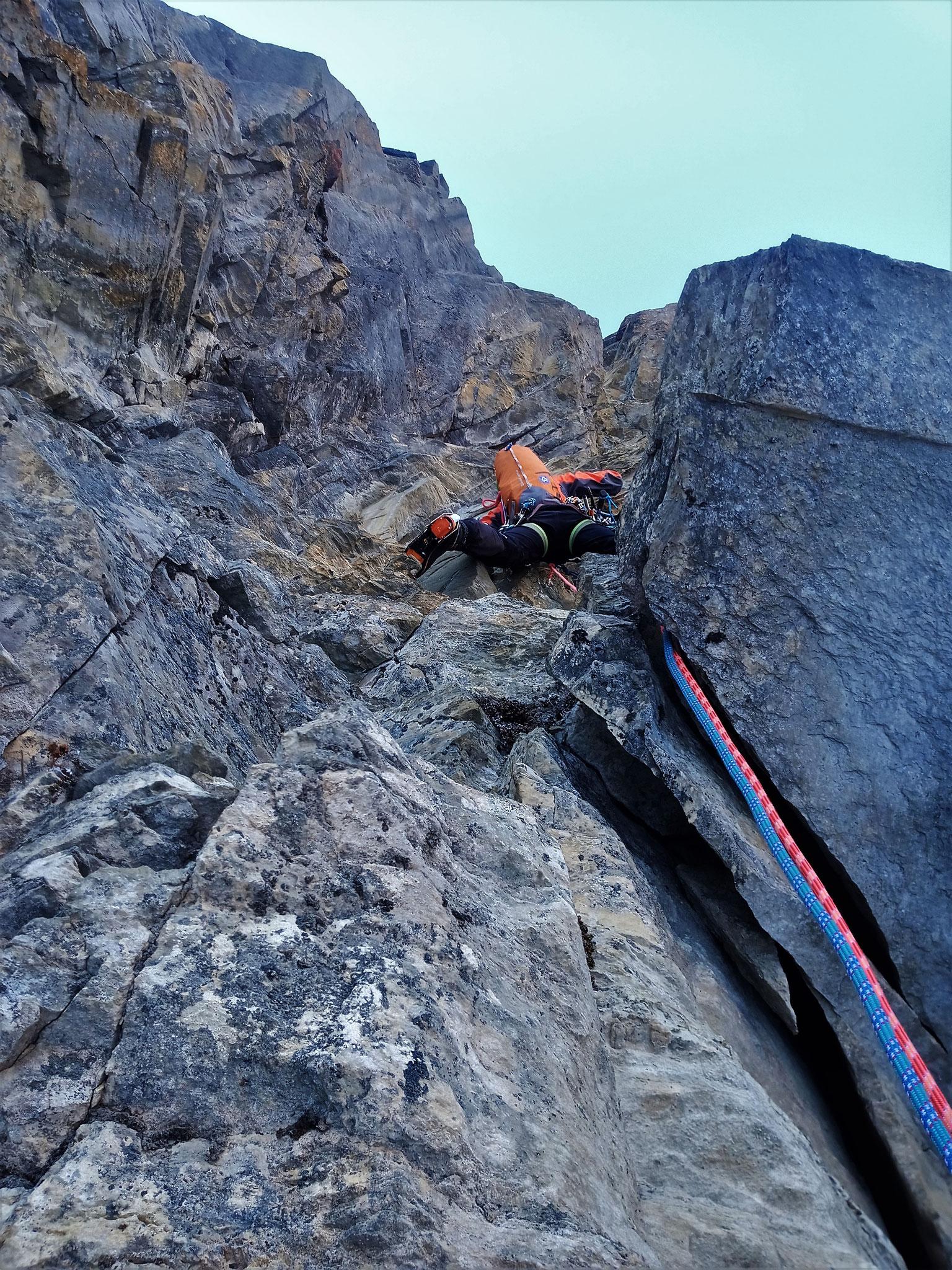 L2  -  Cascade guide Maurienne