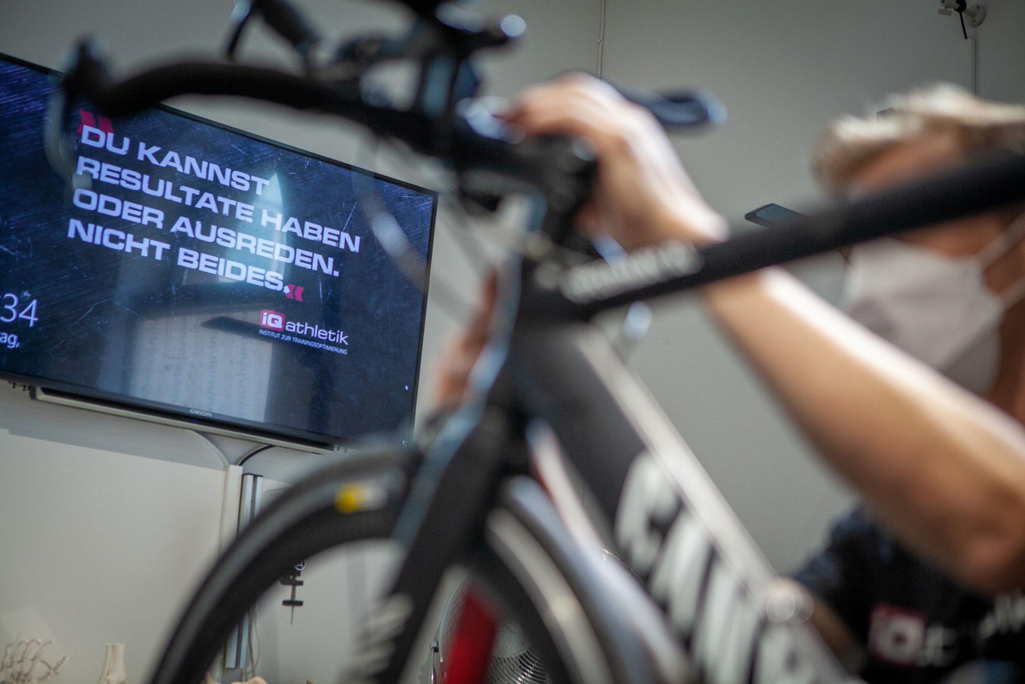 Beim Bikefiting bringen oft schon kleine Änderungen große Resultate (Foto: Nils Thies)