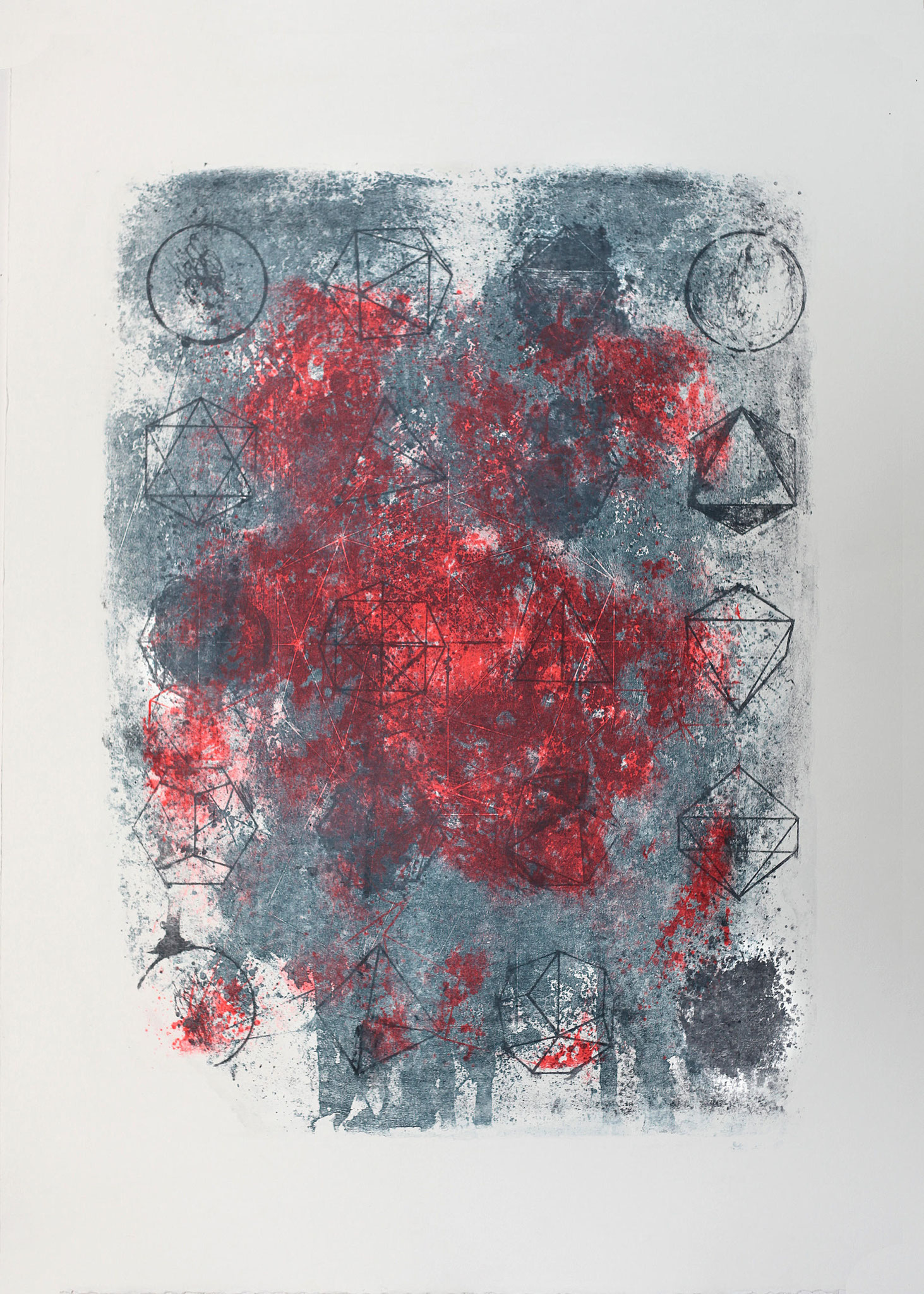 """Adrian Schichta (Polen) """"Gespräche mit dem Stein"""" (Serie)"""