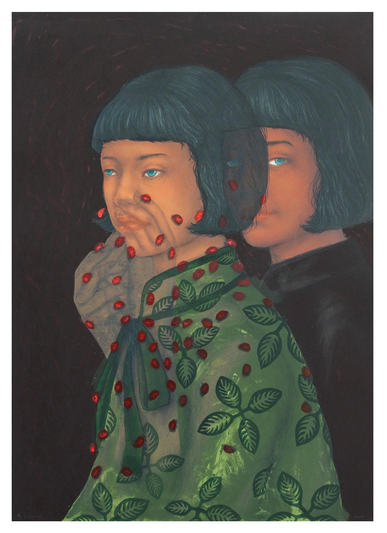 "Chalita Tantiwitkosol (Thailand) ""Shadow Twins"" (Serie)"