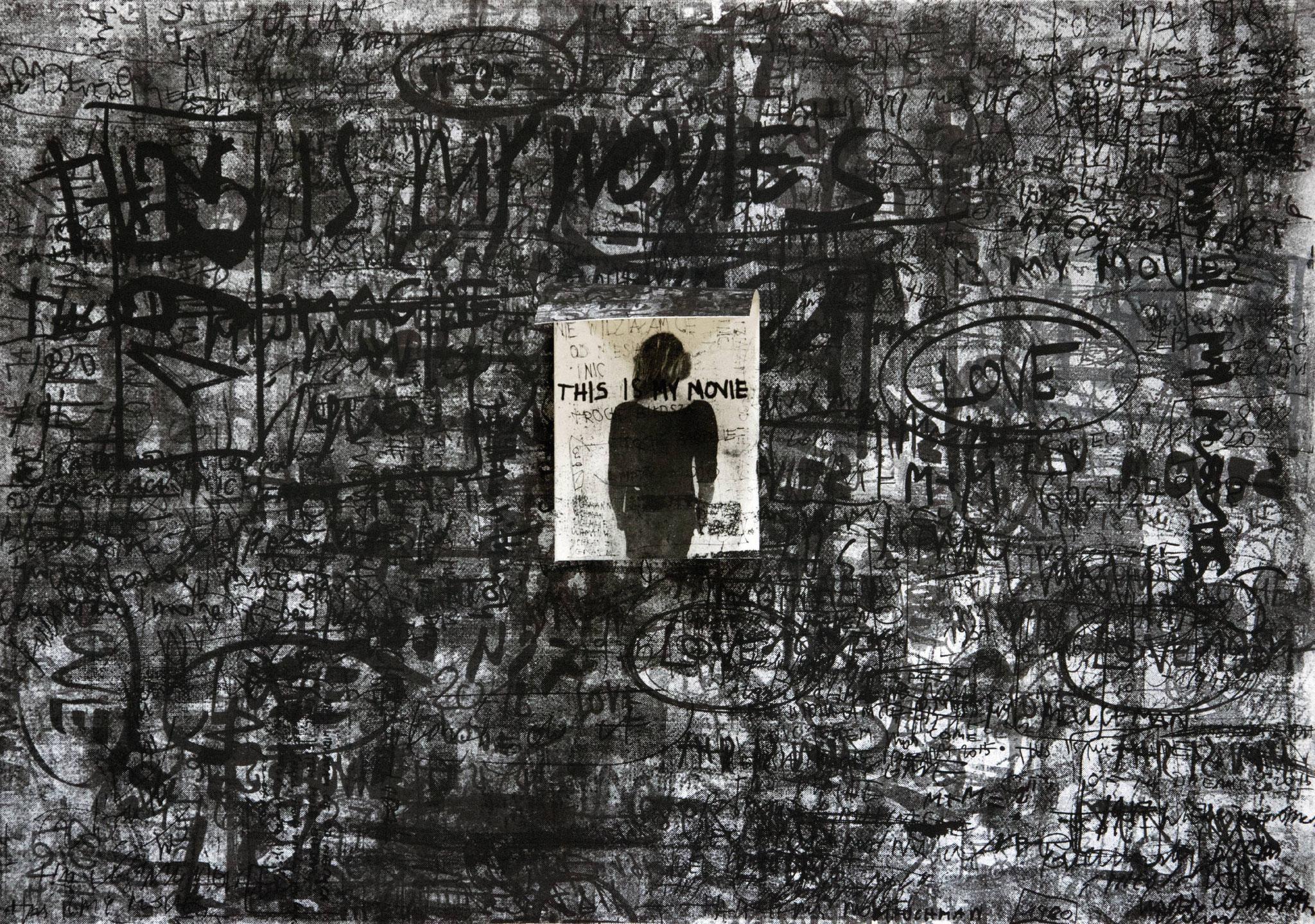 """2. Preis: """"Algraphy"""" Magdalena Uchman"""