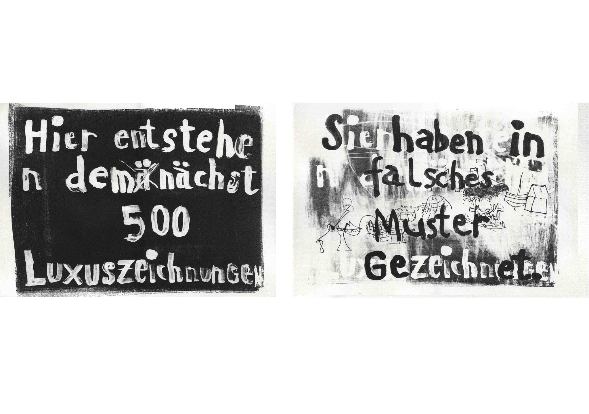 """Lina Tegtmeyer (Germany) """"Diptychon"""""""