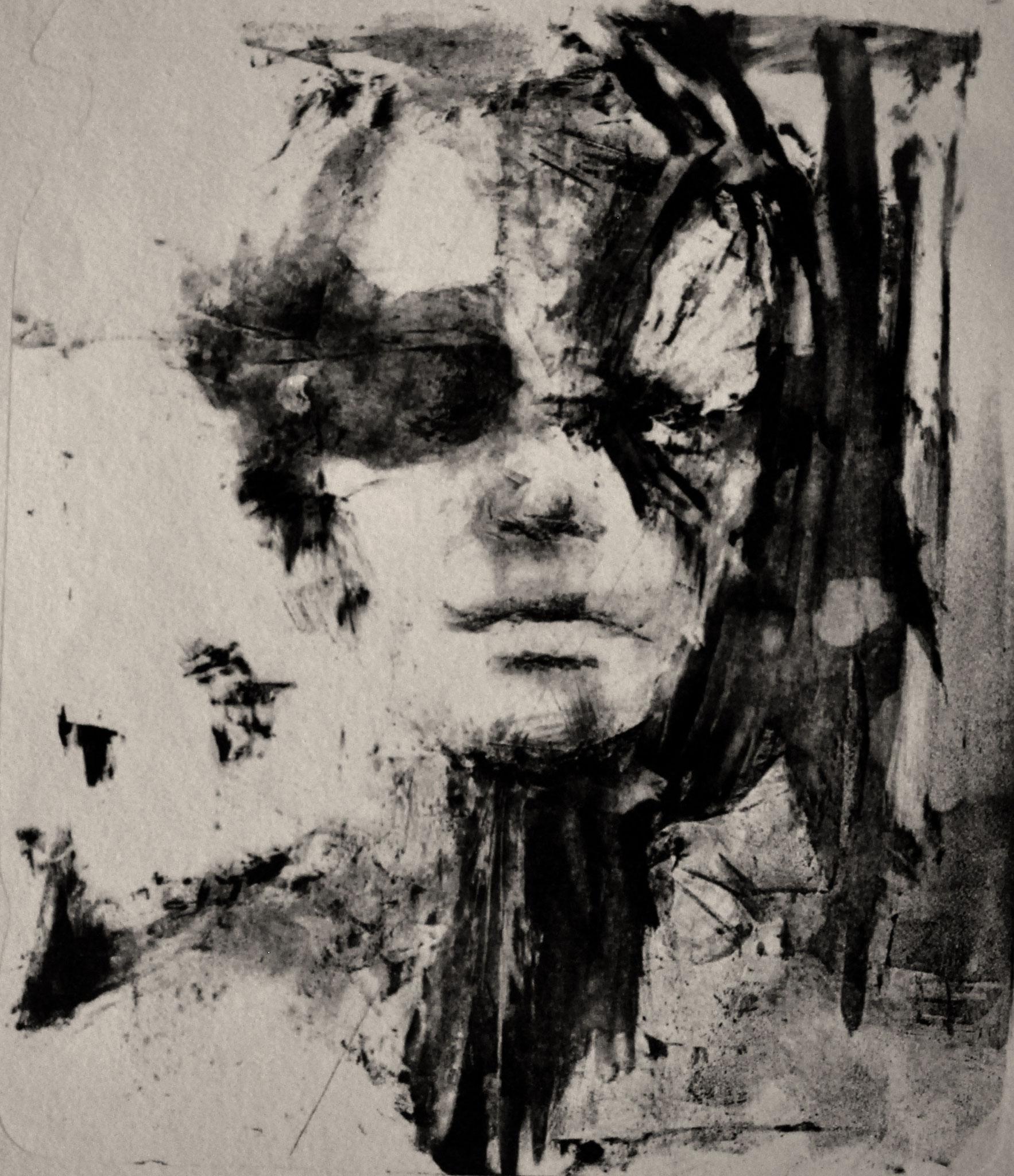 """Rosaria Scotta (Italy) """"human cracks"""""""