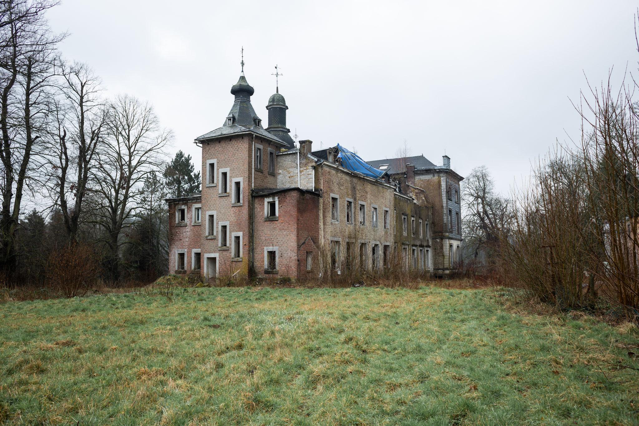 Chateau Congo III, Mars 2020, Belgium