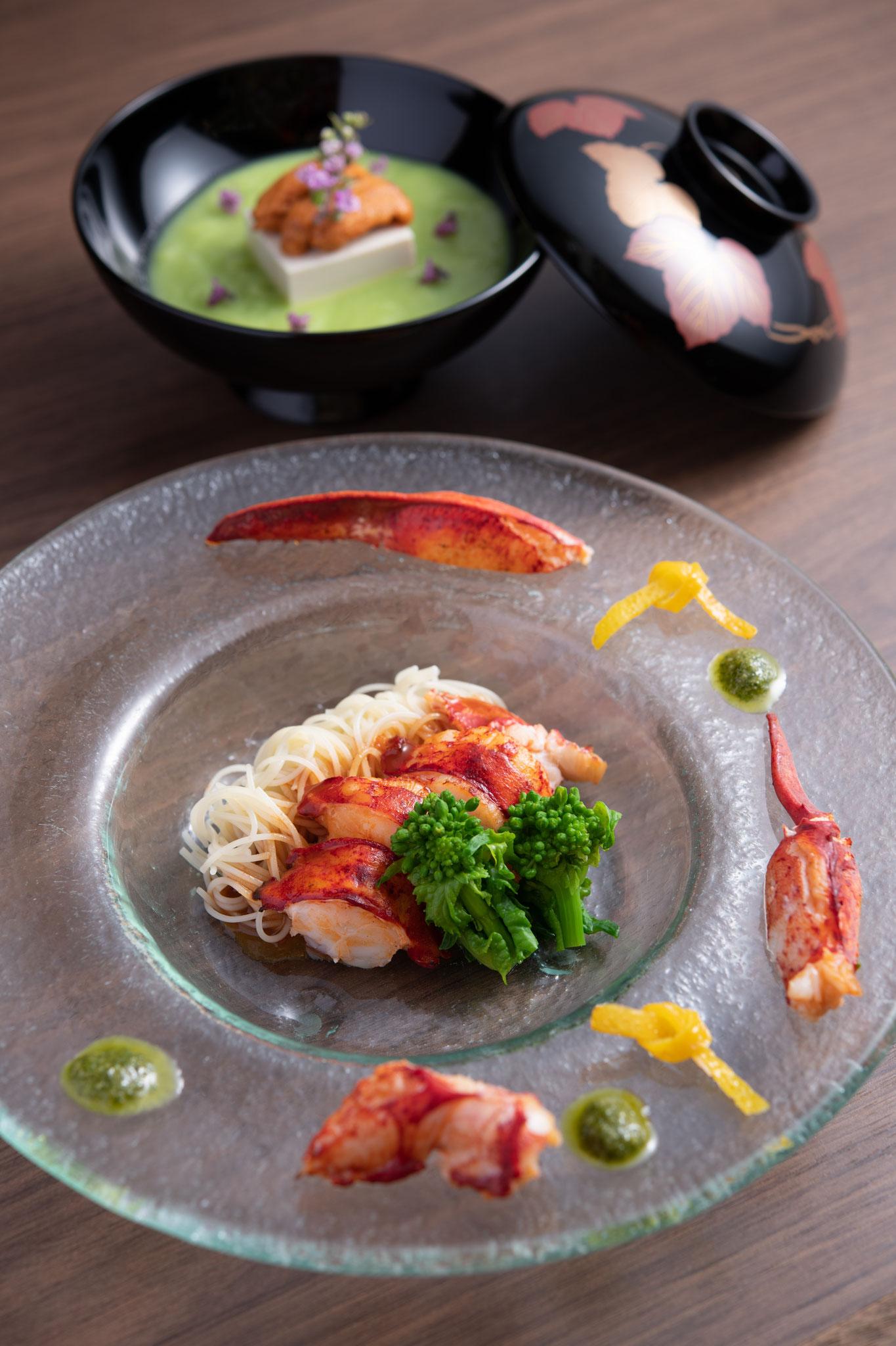 季節のお料理(Seasonal dish)