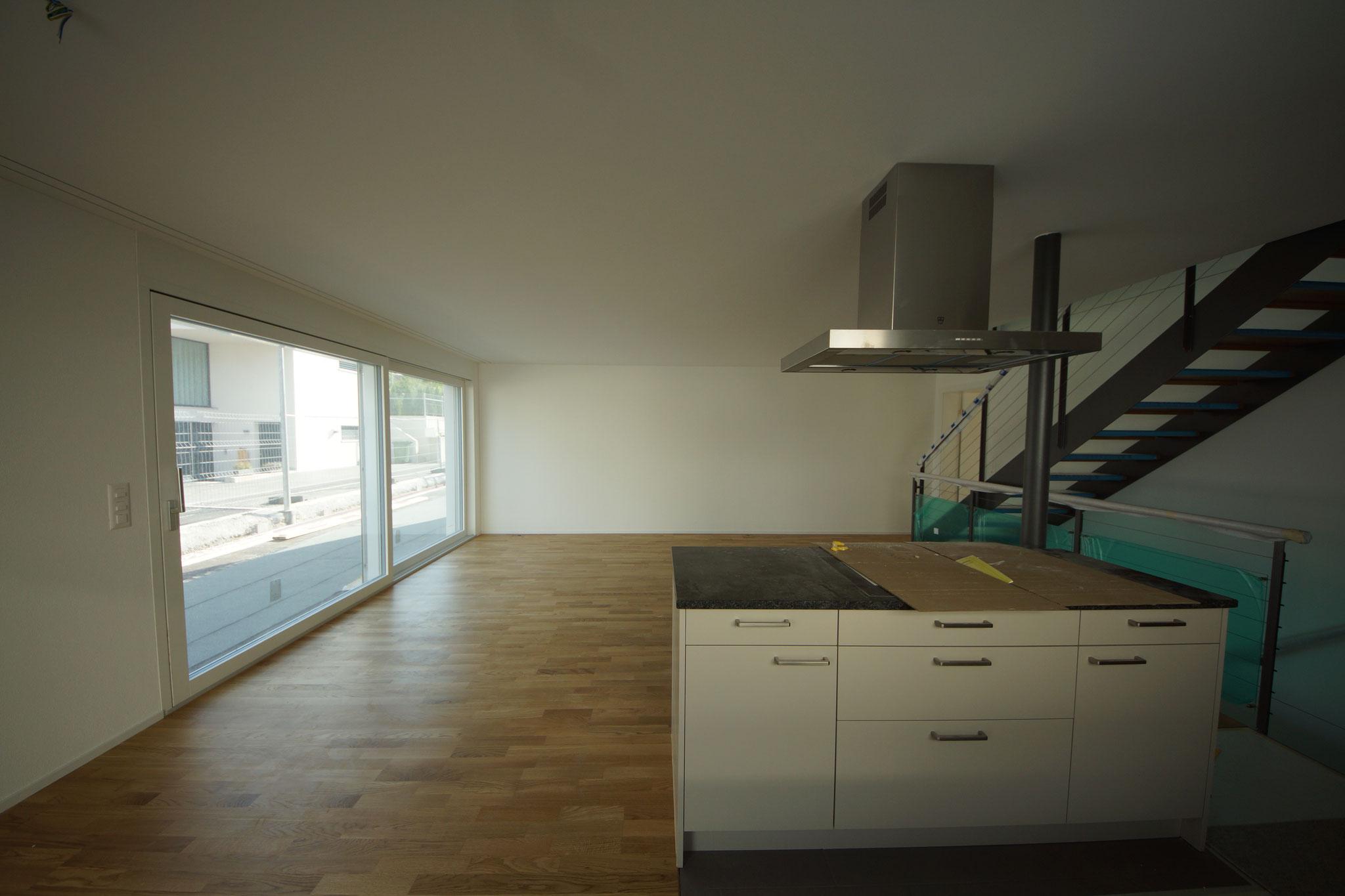 Küche / Wohnzimmer Haus 50a