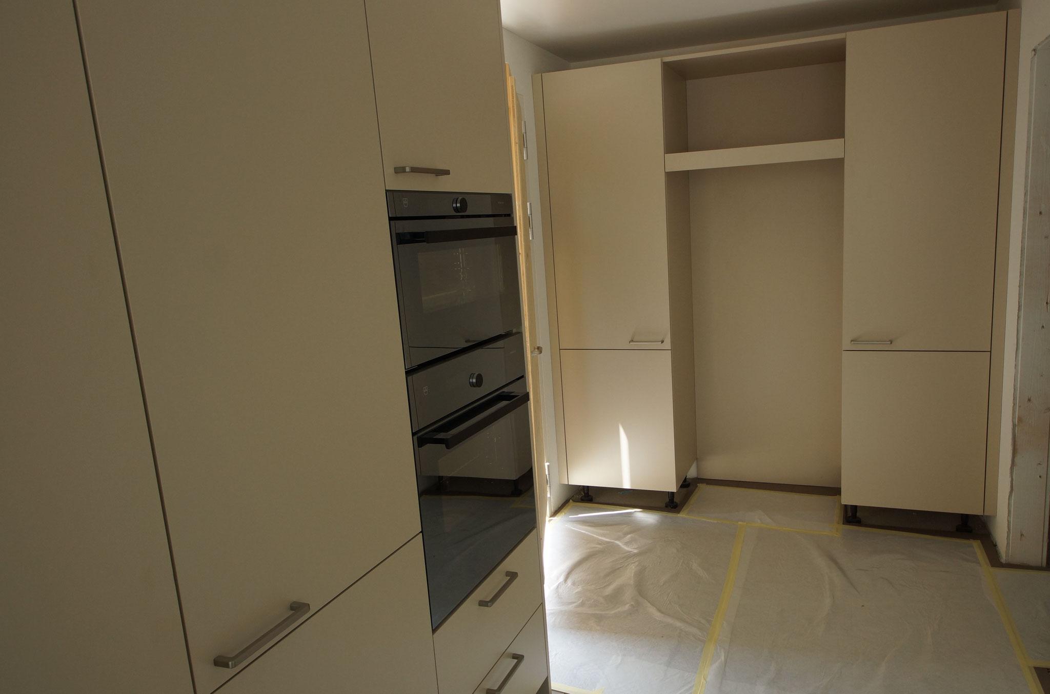 Eingangsbereich/Küche Haus 50b