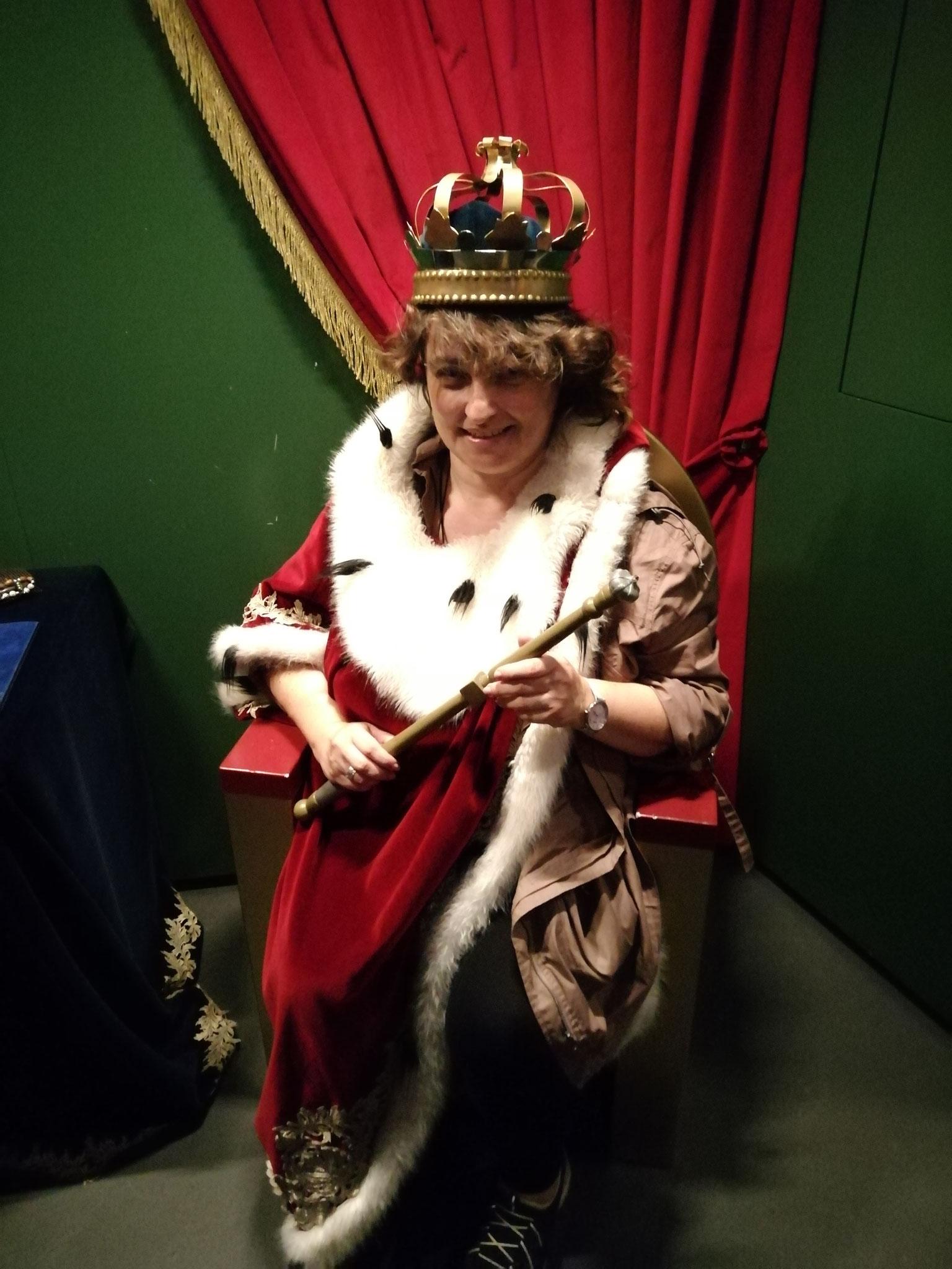 Königin Petra