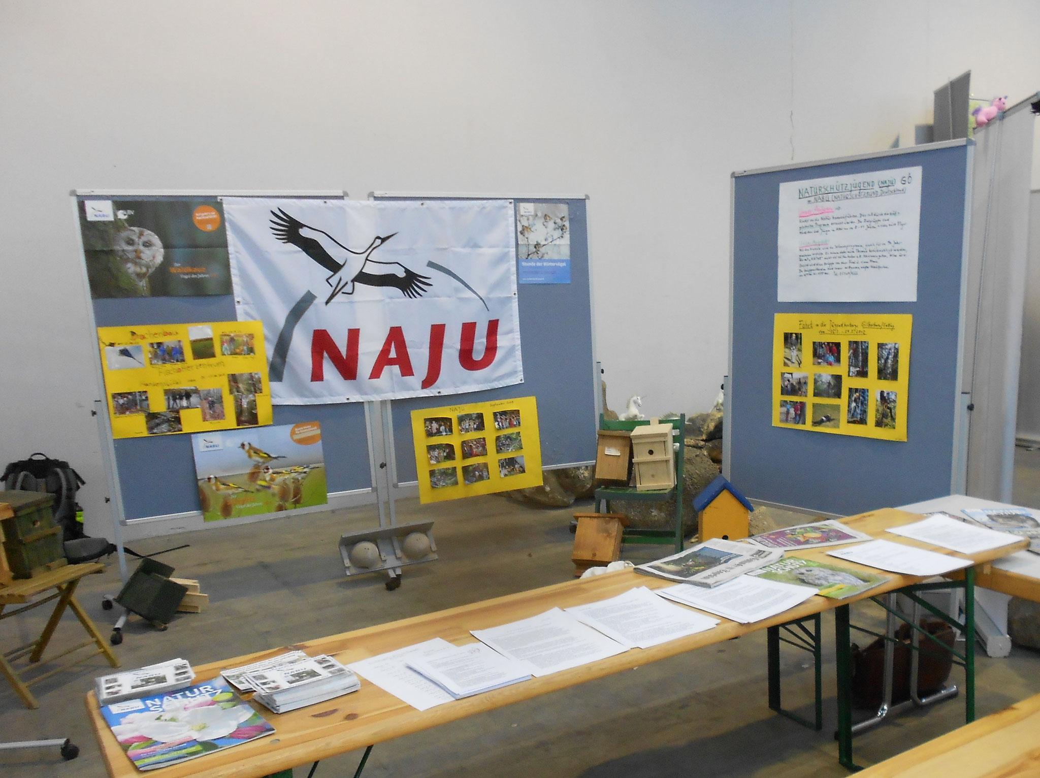 NABU Informationsstand