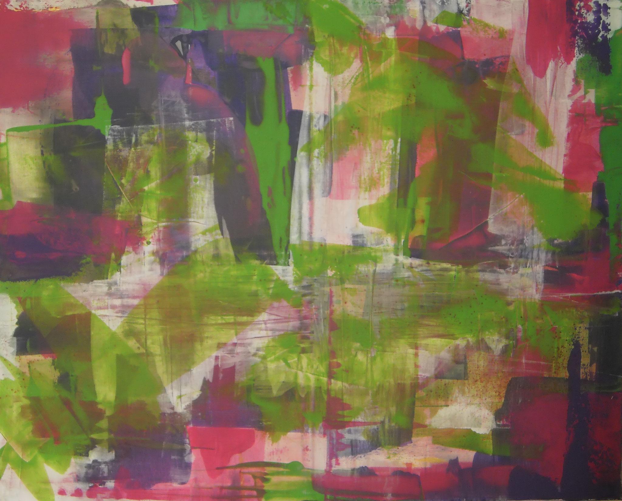 Primavera 80 x100 x 2 cm