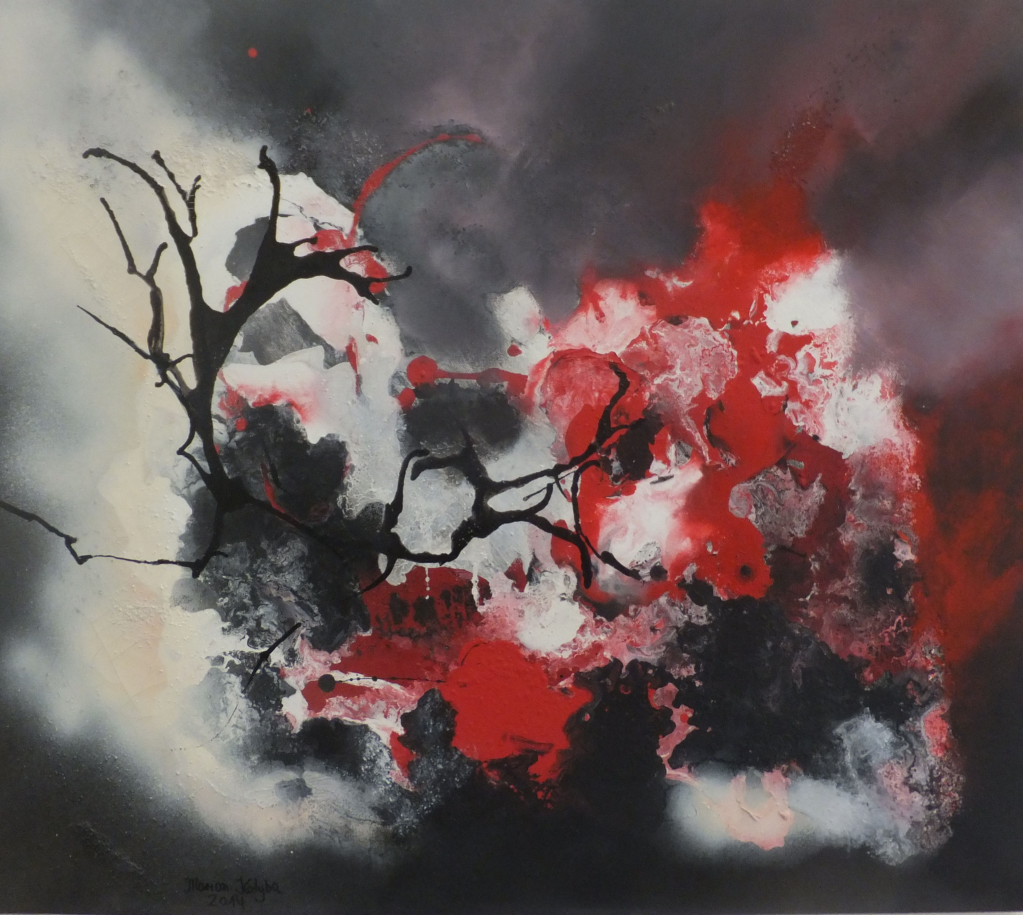 Passione VI 60 x 70 cm verkauft