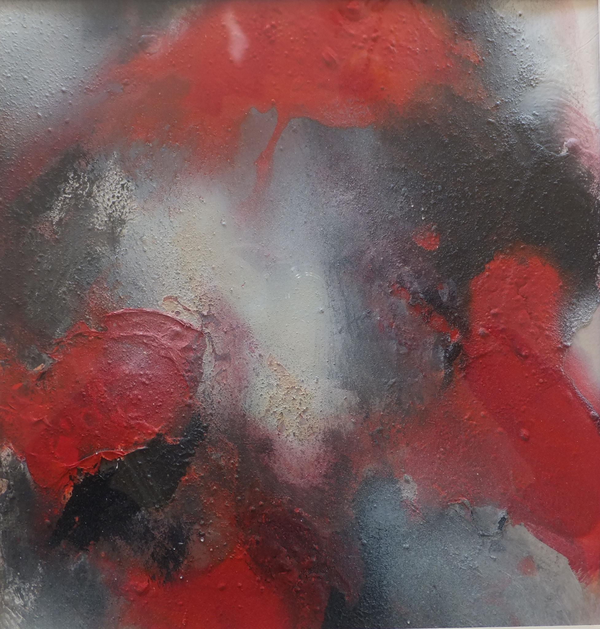 Passione IV 50 x 50 cm verkauft