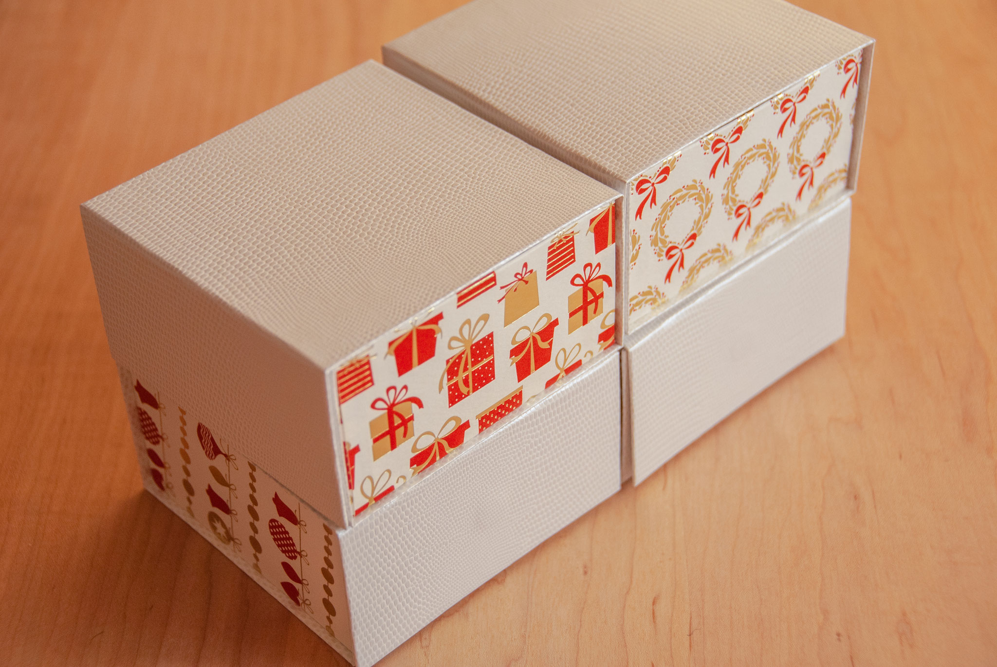 S(9.5-5) boxes with magnets, Fleur*Fleur*, fleurfleur