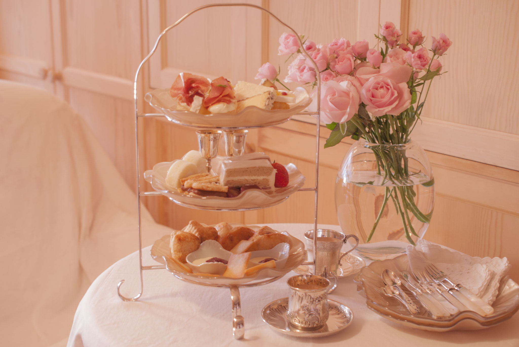Classic Afternoon Tea 201809, MENU, Fleur*Fleur*