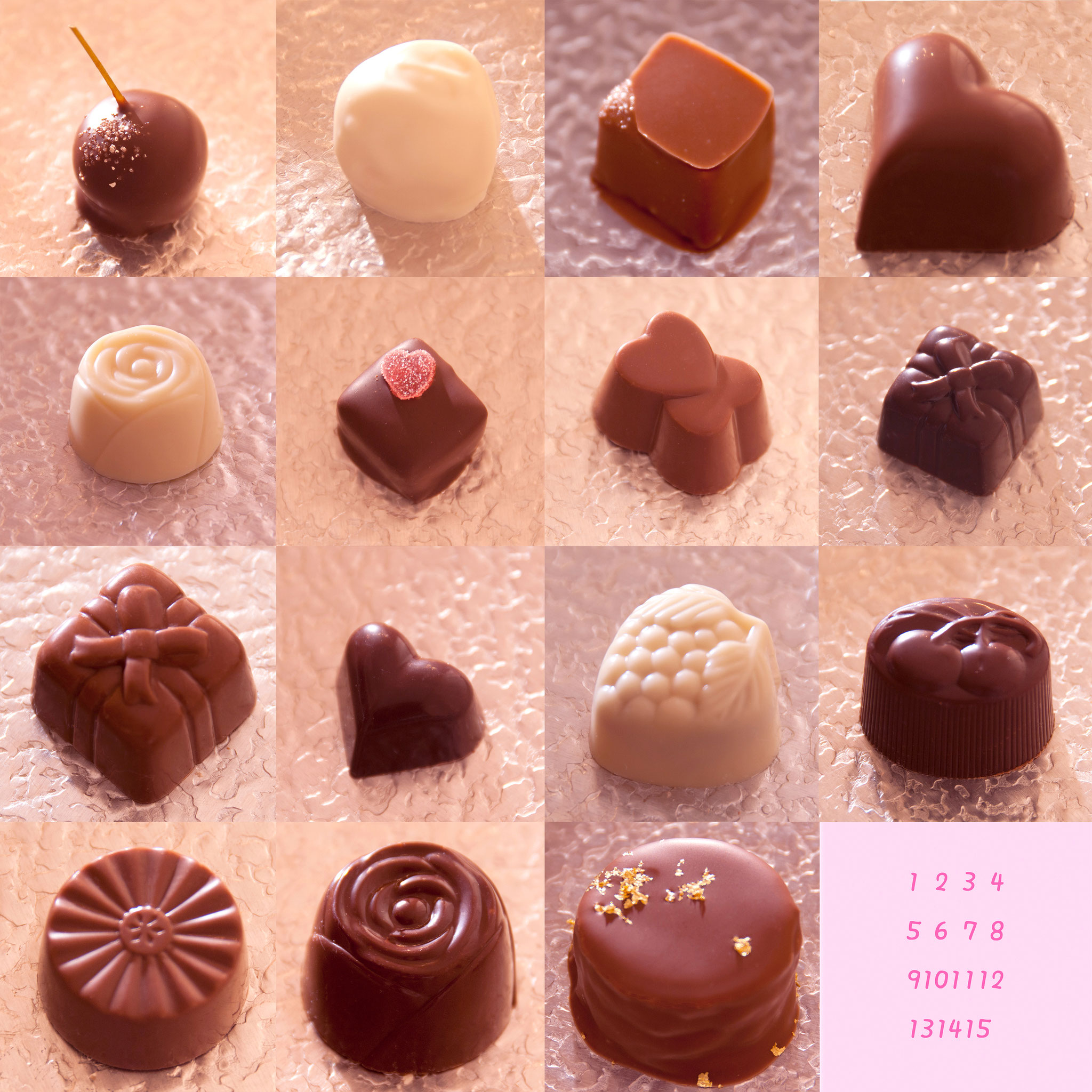 Chocolat Fleur*Fleur*