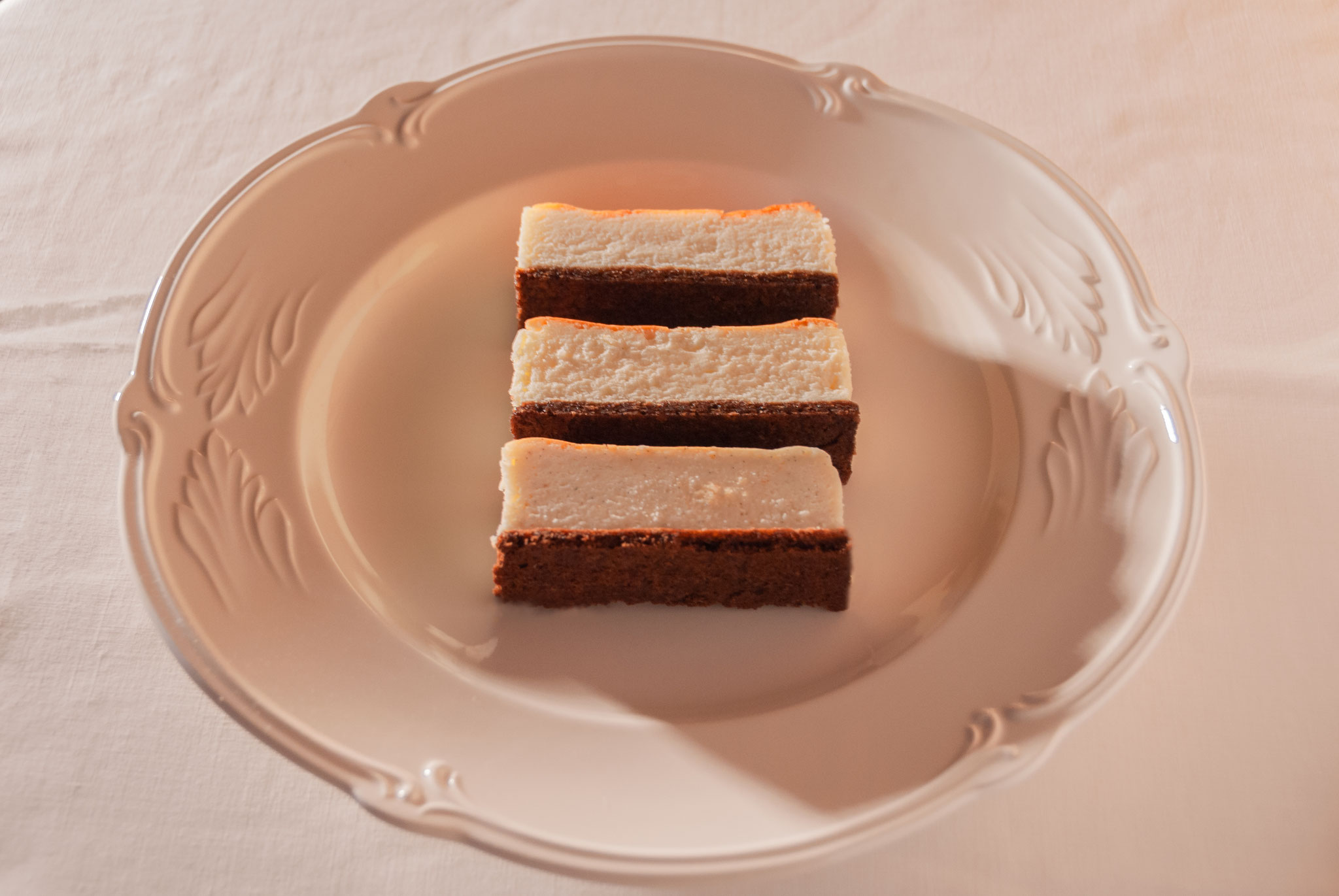 3 New York-Style Cheesecakes, Fleur*Fleur*