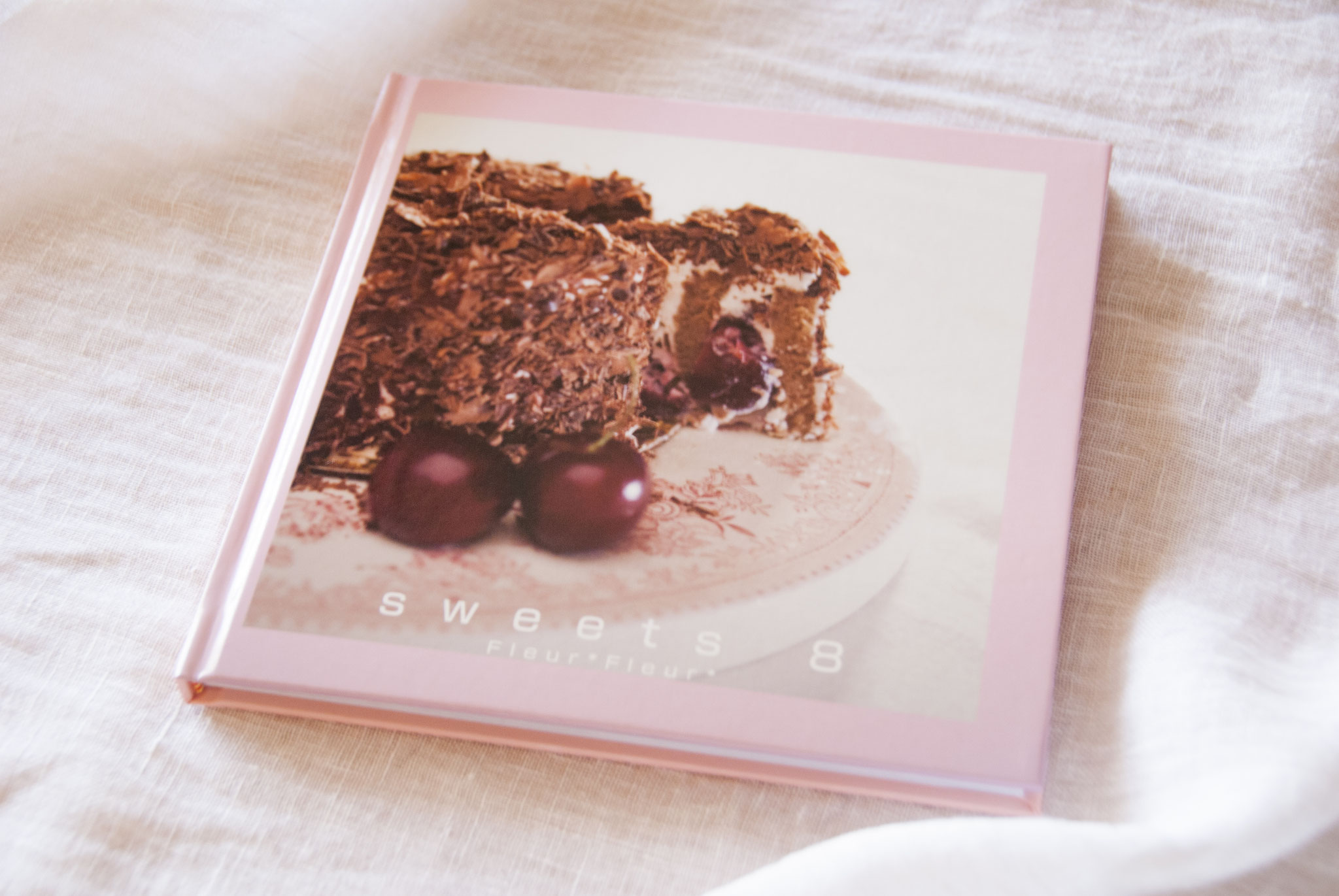 Sweets 8, 20cm Square Photo book printed with DreamLabo 5000, Fleur*Fleur*