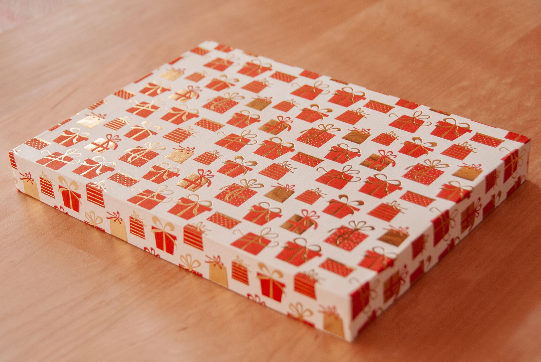 A5 box, with magnet, Fleur*Fleur*
